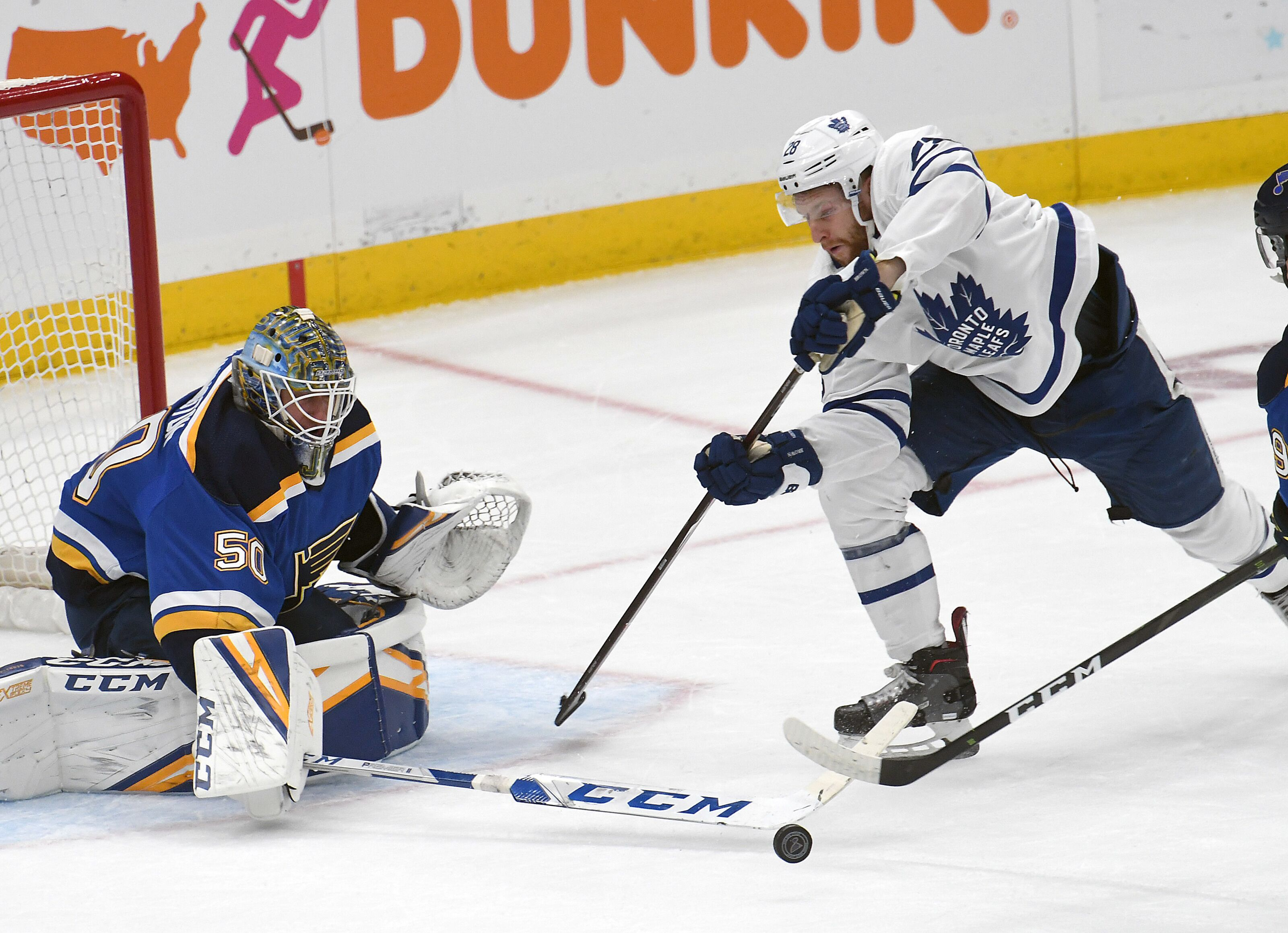 St. Louis Blues Pros And Cons From Game 59 Vs. Toronto
