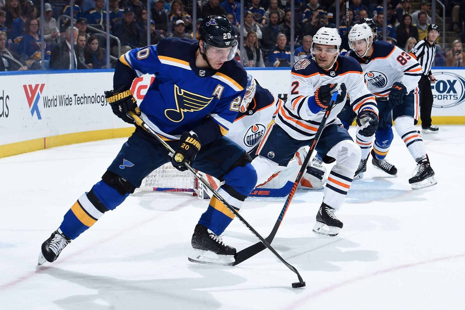 St. Louis Blues Alexander Steen Joins Heavy Hitters With Milestone