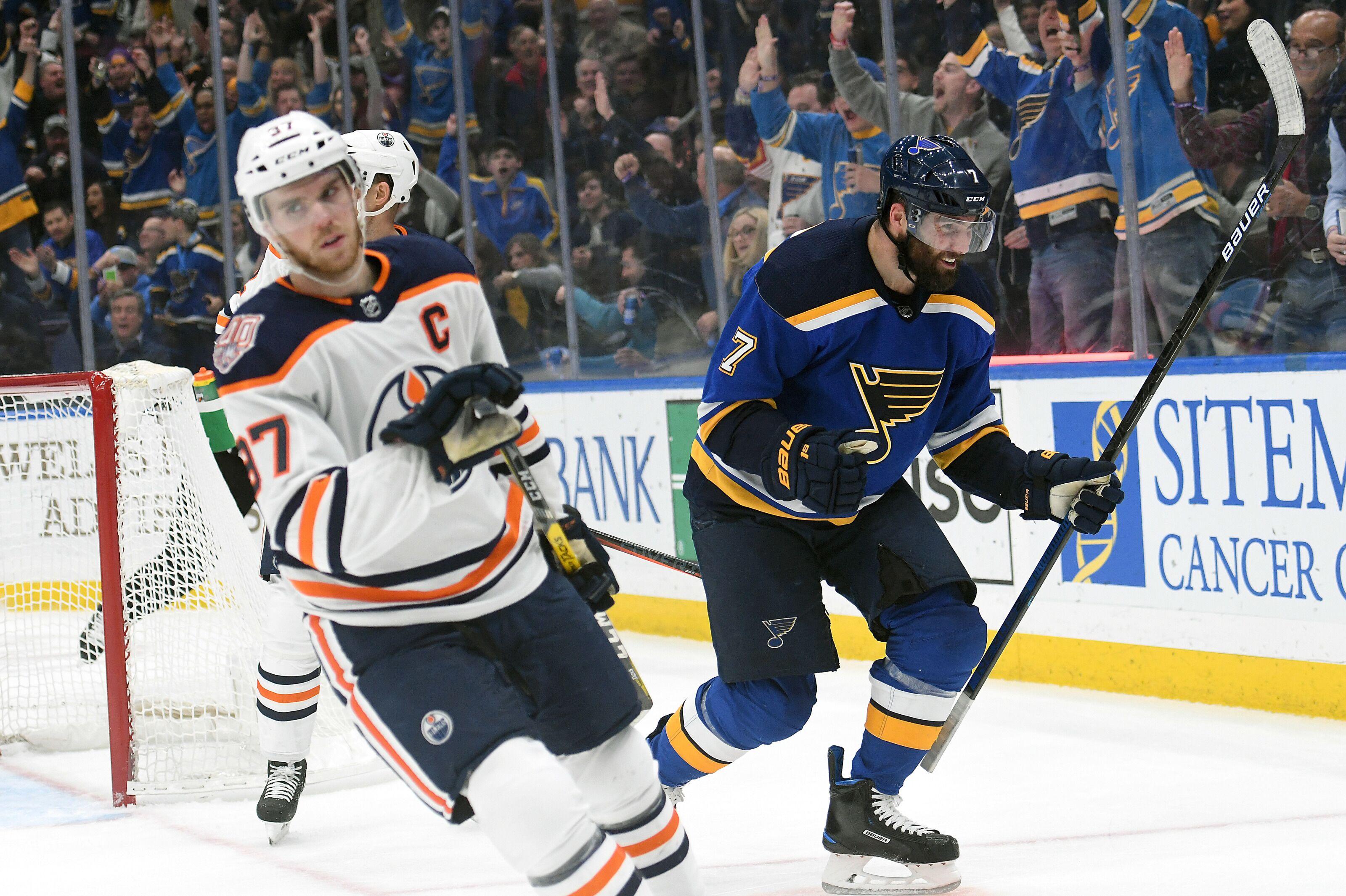 St. Louis Blues: Edmonton Trade Muddies Pat Maroon Waters