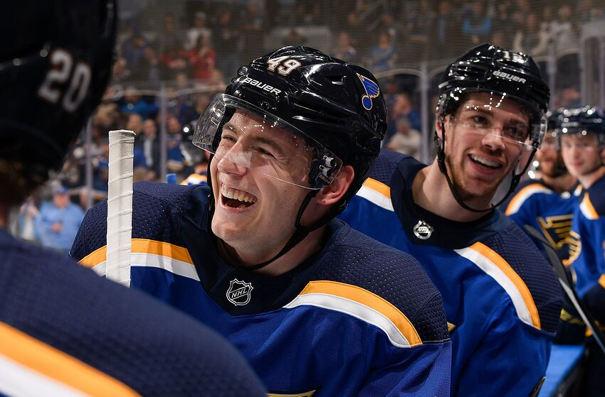 St Louis Blues Pros And Cons From Game 74 Vs Detroit
