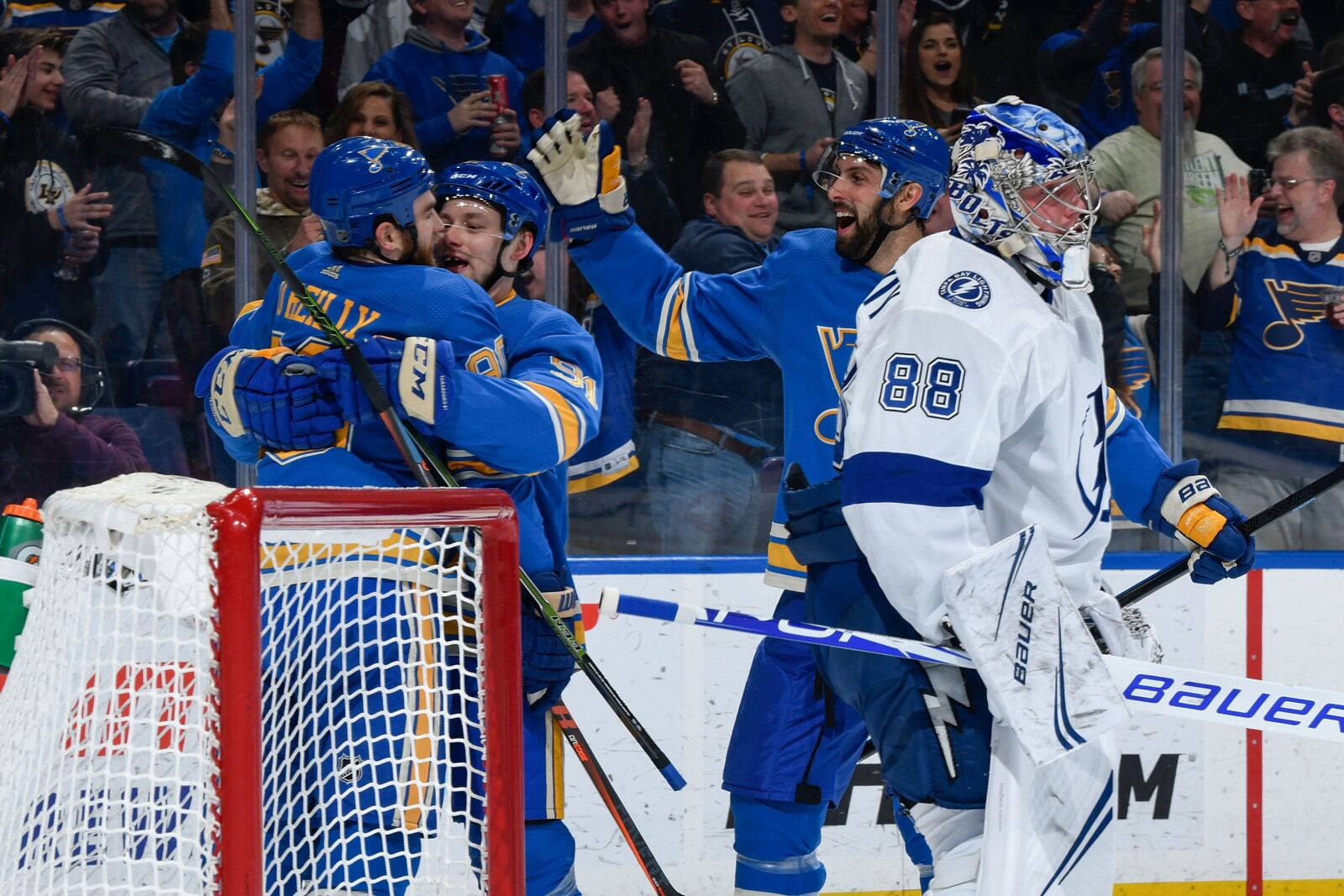 St. Louis Blues Pros And Cons From Game 75 Vs. Tampa Bay