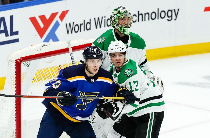 St Louis Blues Pros Cons Playoff Game 2 Vs Dallas Stars