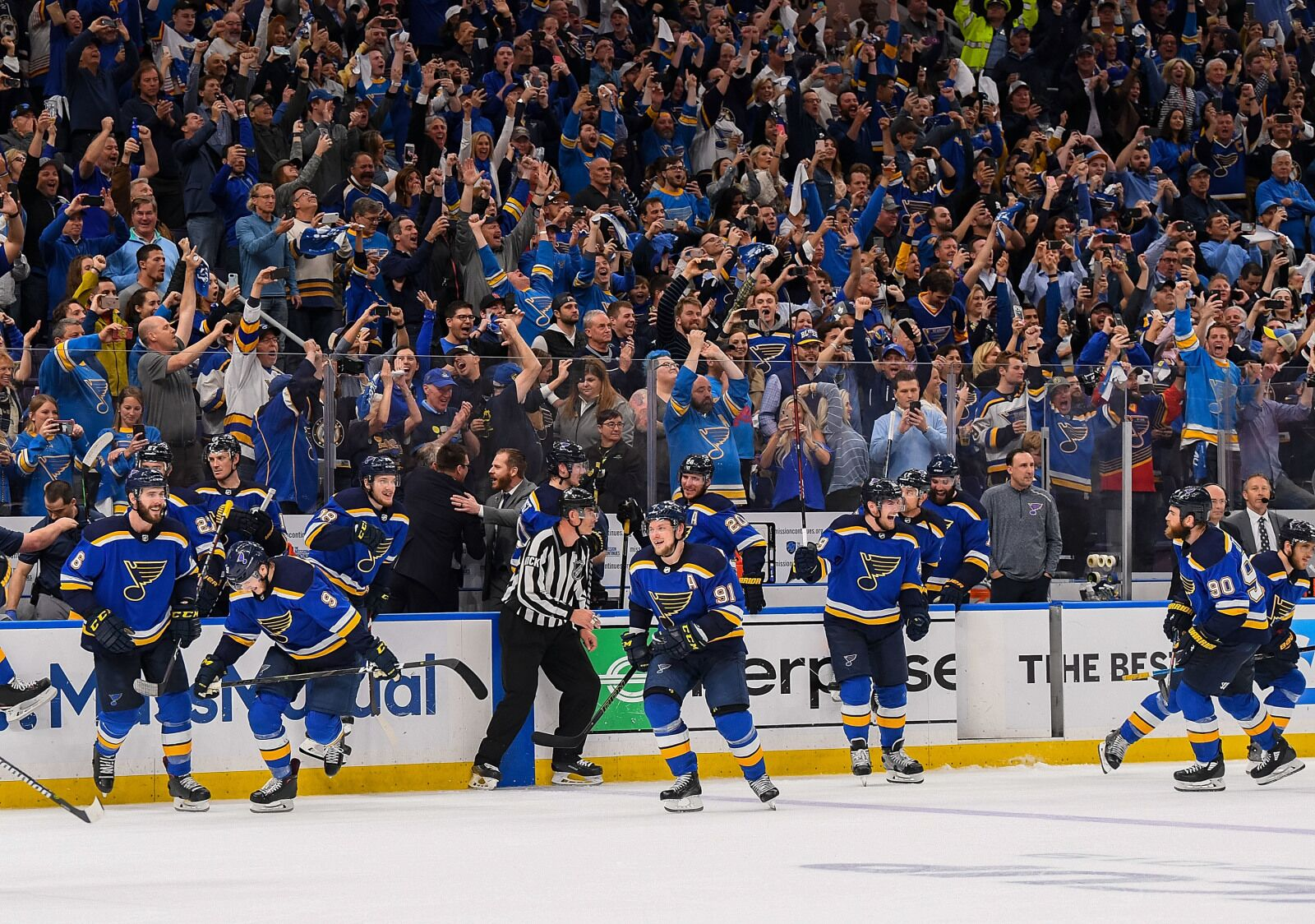 St. Louis Blues Making Enterprise Center Available To All (Sort Of)