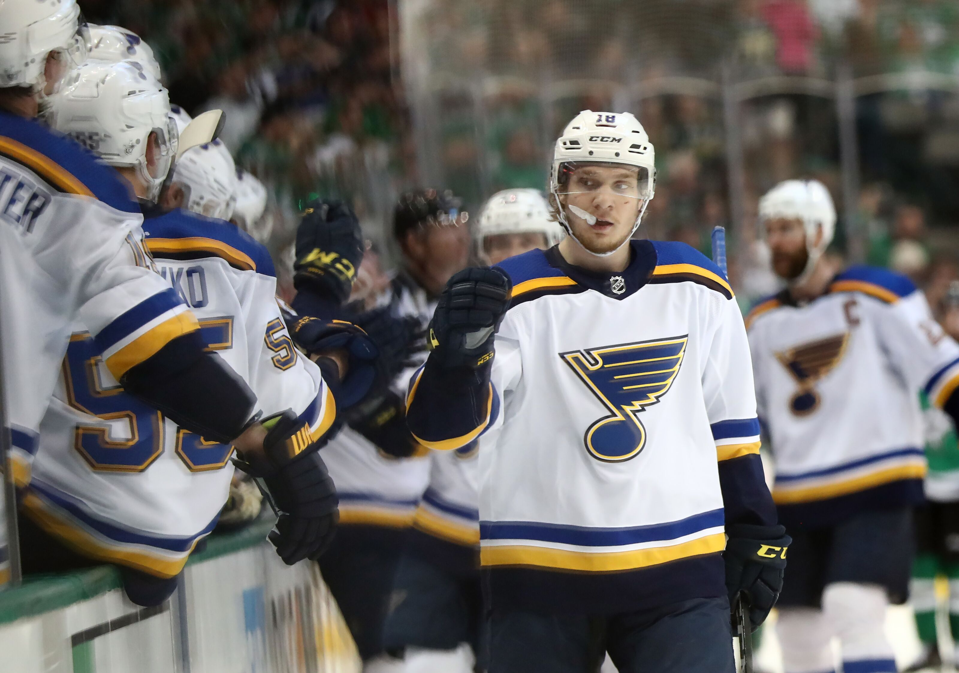 St. Louis Blues Will Need Robert Thomas To Step Up