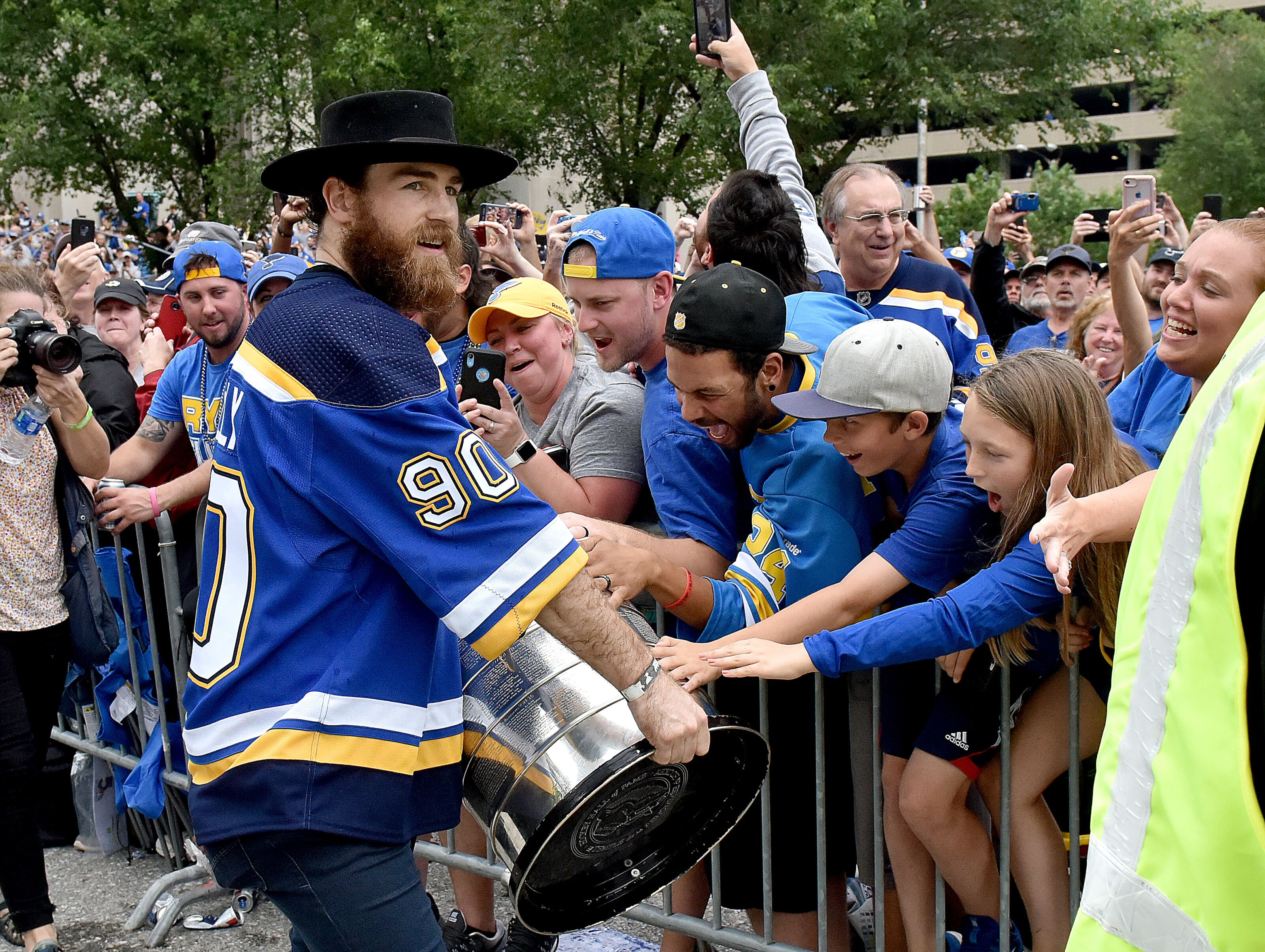 St. Louis Blues Fans Ranked 31 in FanSided 250 And #1 In NHL Fans