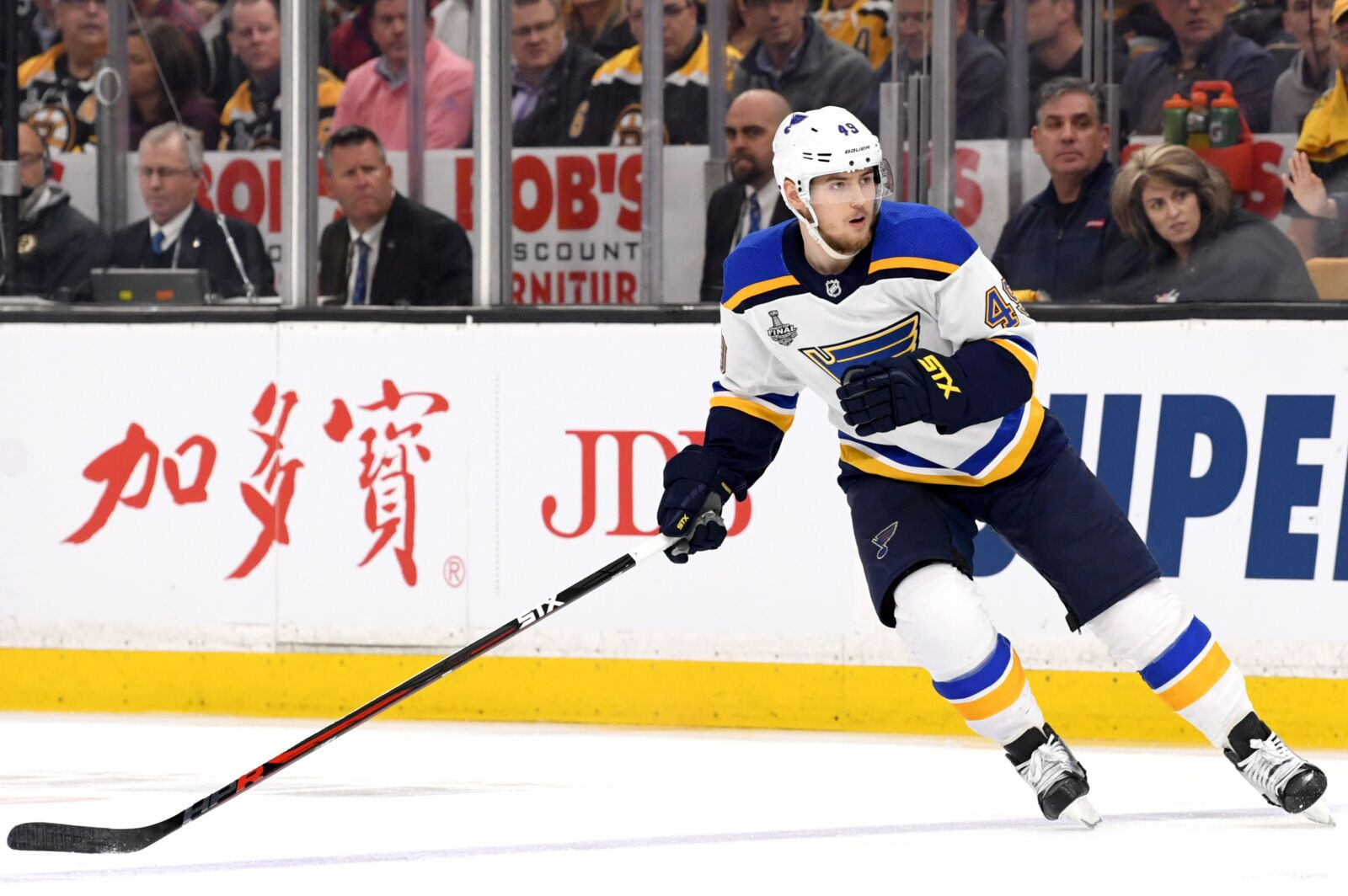 St. Louis Blues May Be Better Off Without Ivan Barbashev