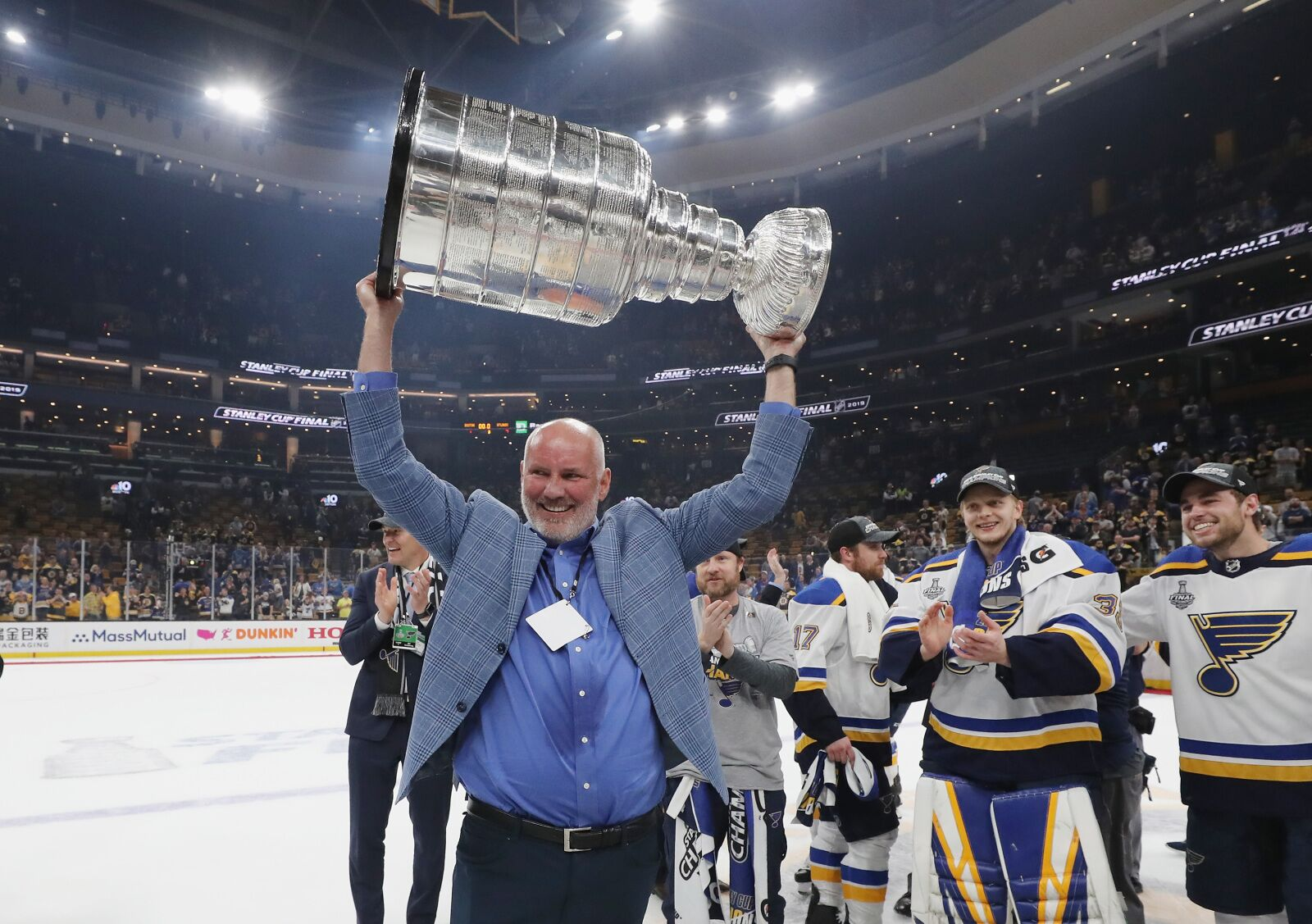 St. Louis Blues: Doug Armstrong Has His Fingerprints All Over The Cup
