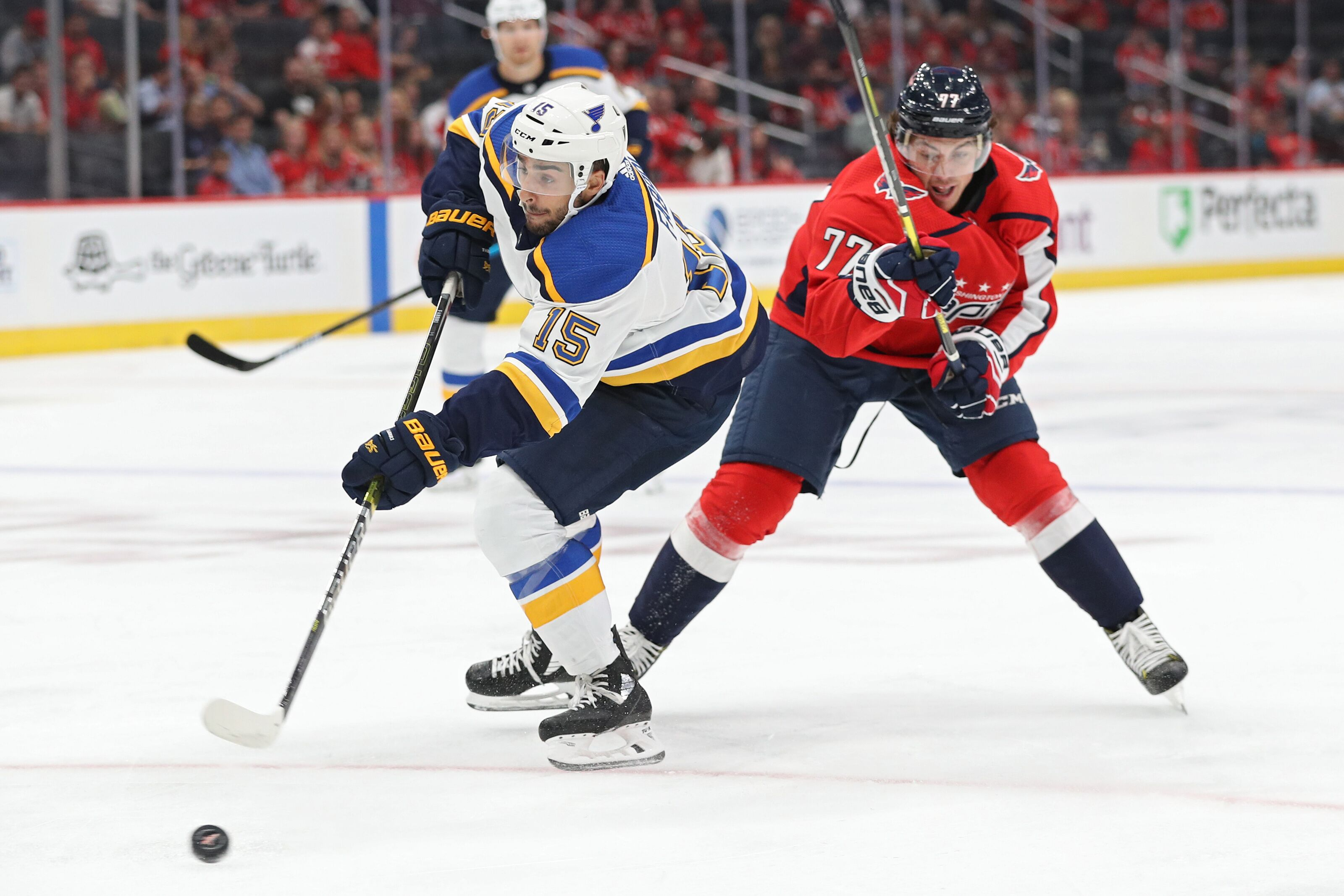 St. Louis Blues: Robby Fabbri's Appearance At Center Is Important