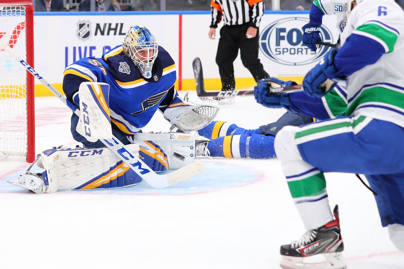 St. Louis Blues Pros And Cons From Game 7 Vs. Vancouver