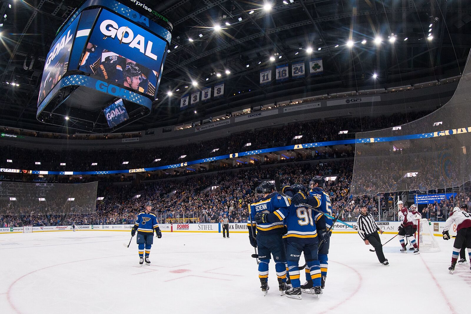St. Louis Blues Pros And Cons From Game 9 Vs. Colorado