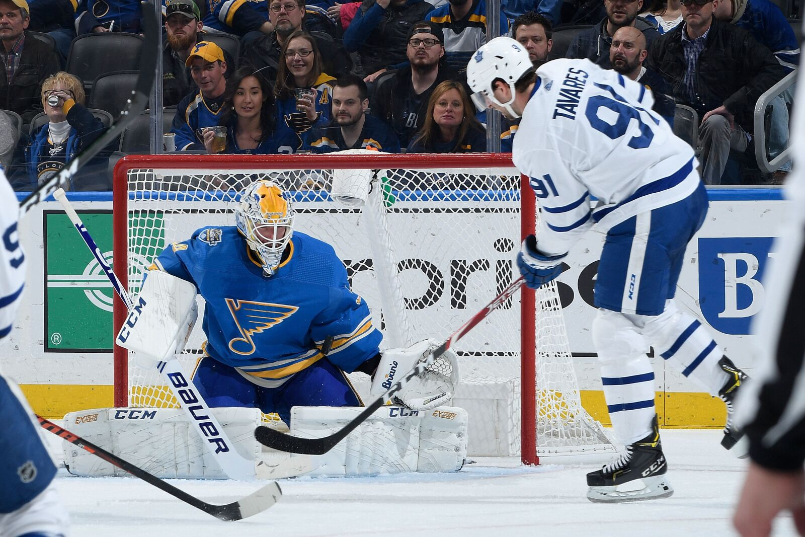 St. Louis Blues Pros And Cons From Game 31 Vs. Toronto