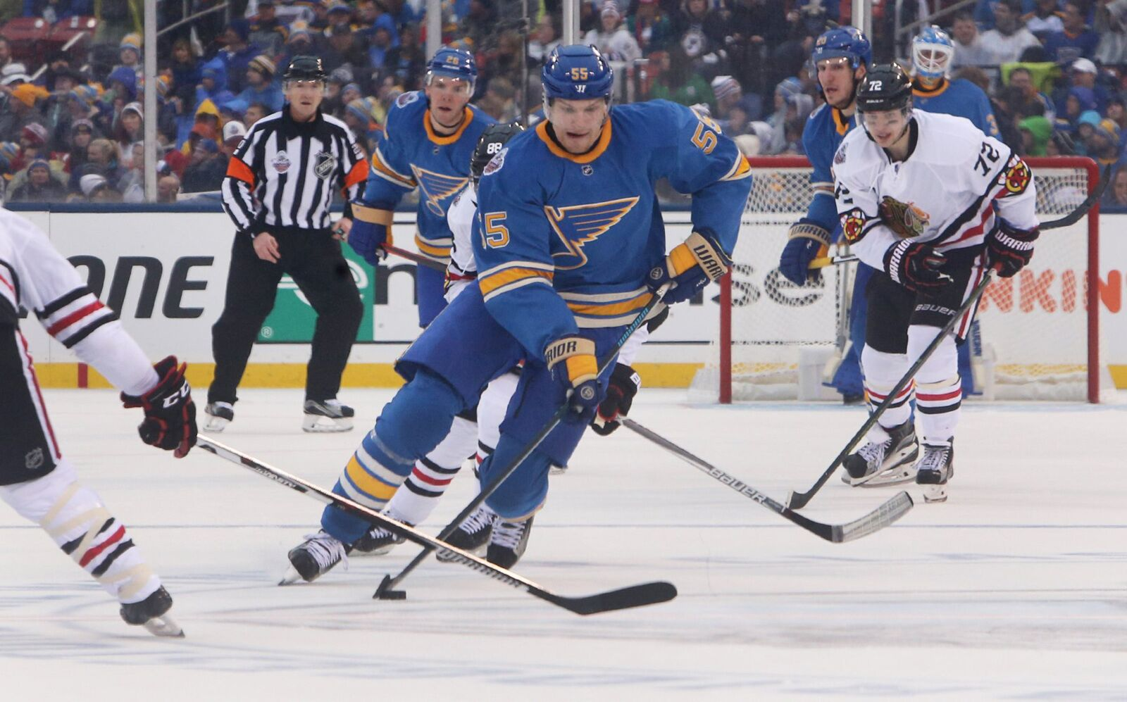 cb3358e5e1c St. Louis Blues Might Have Third Jersey In 2018-19