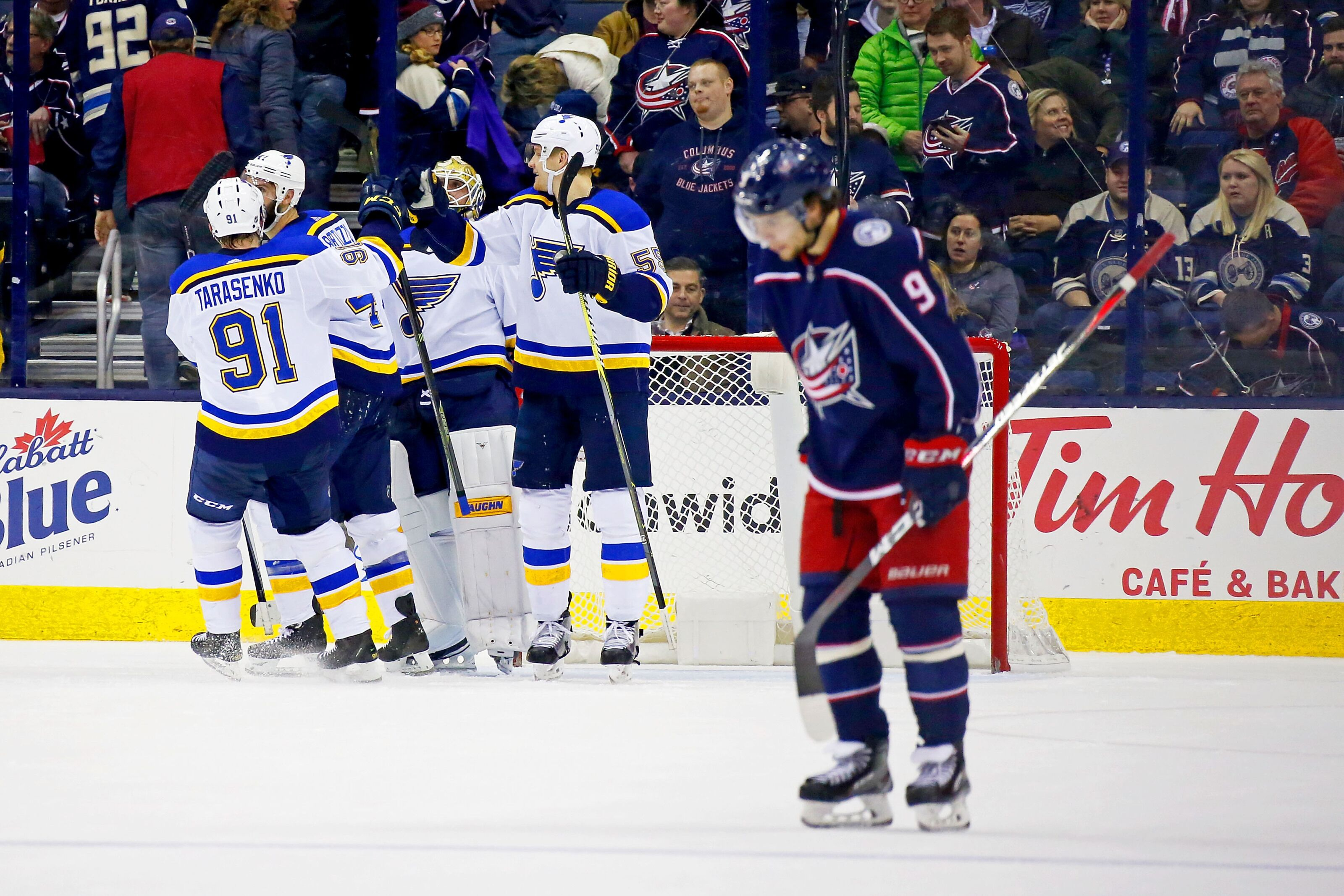 3ab7fd0b5c4 St. Louis Blues Need To Land The Bread Man This Time