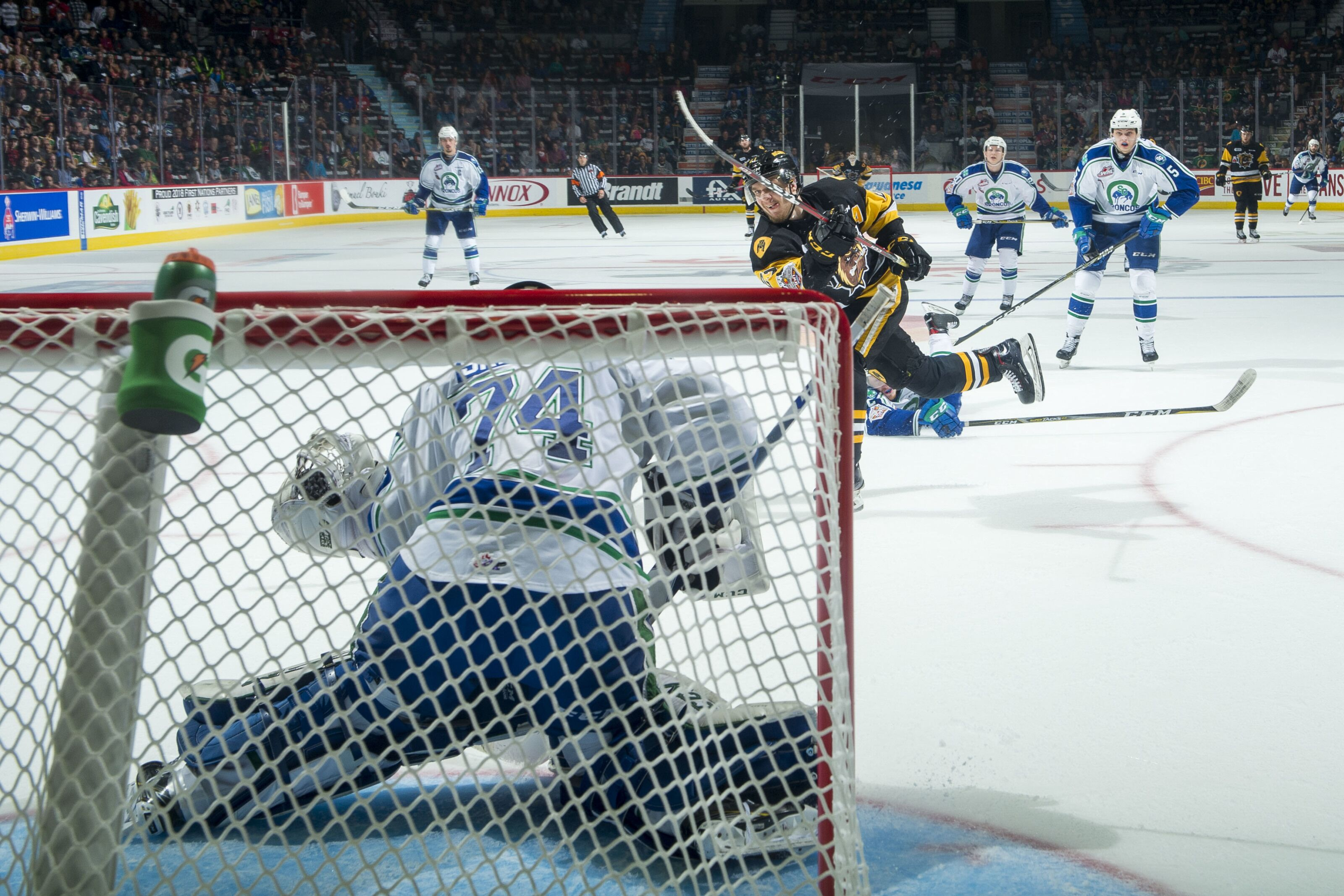 St. Louis Blues Prospects Still Battling It Out In Memorial Cup