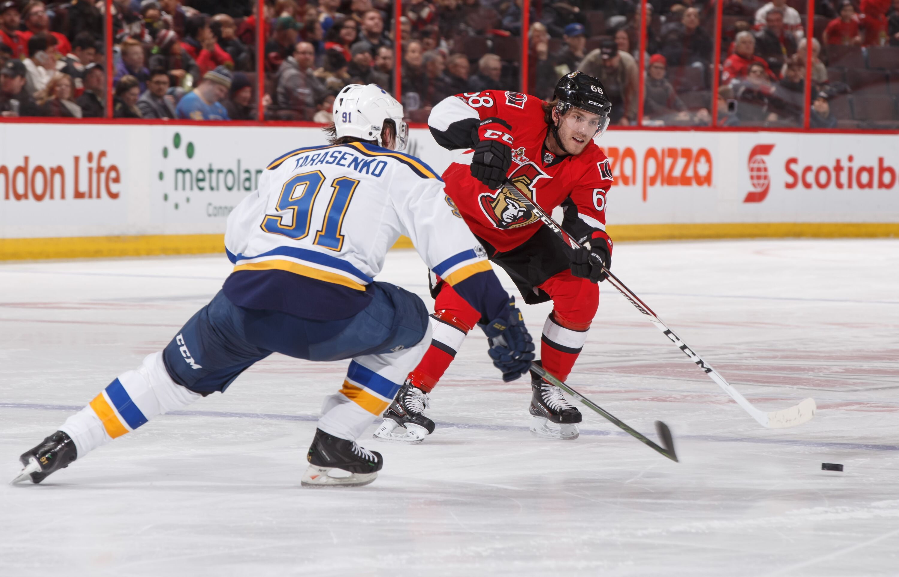 4beb45a9f St. Louis Blues Trade Rumors  Mike Hoffman Evaluation