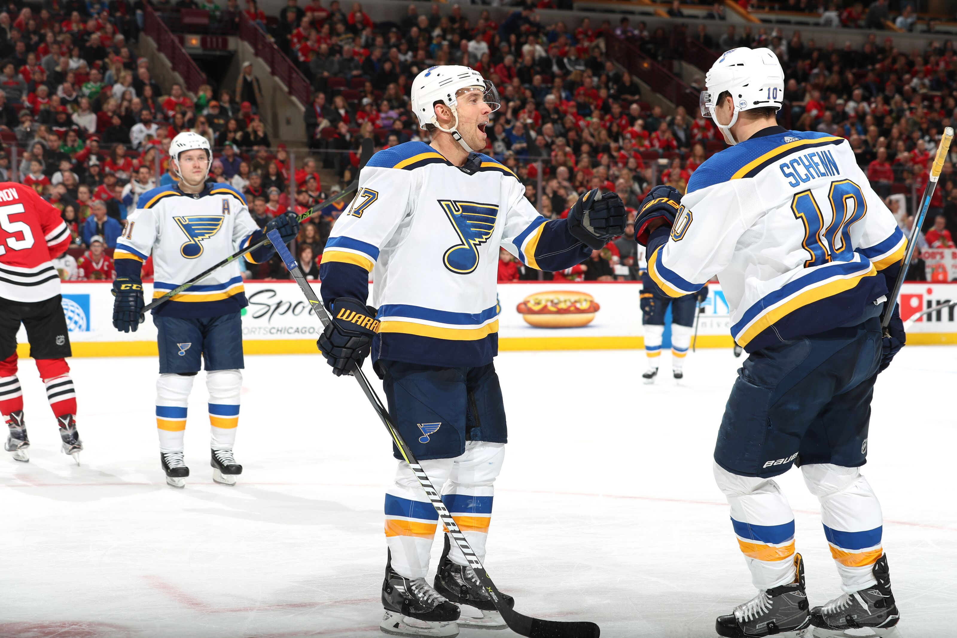 St. Louis Blues Canadian Players To Keep Playing This Spring 4849b24df