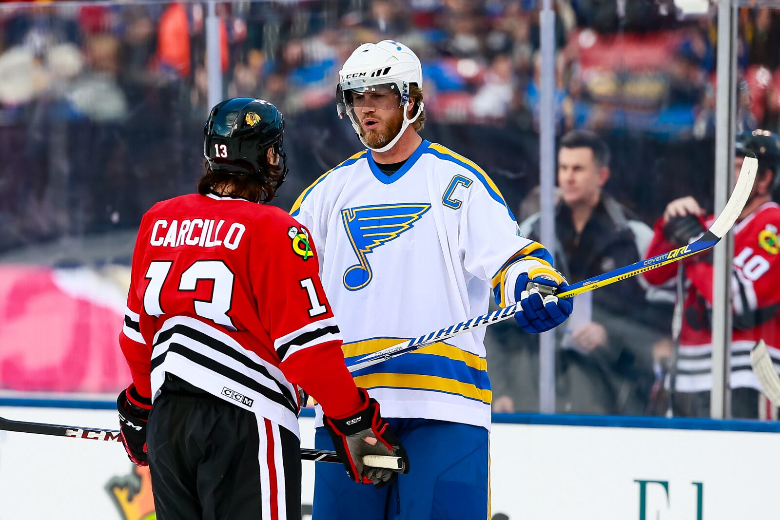 St. Louis Blues: Chris Pronger Traded To Blues, A Look Back