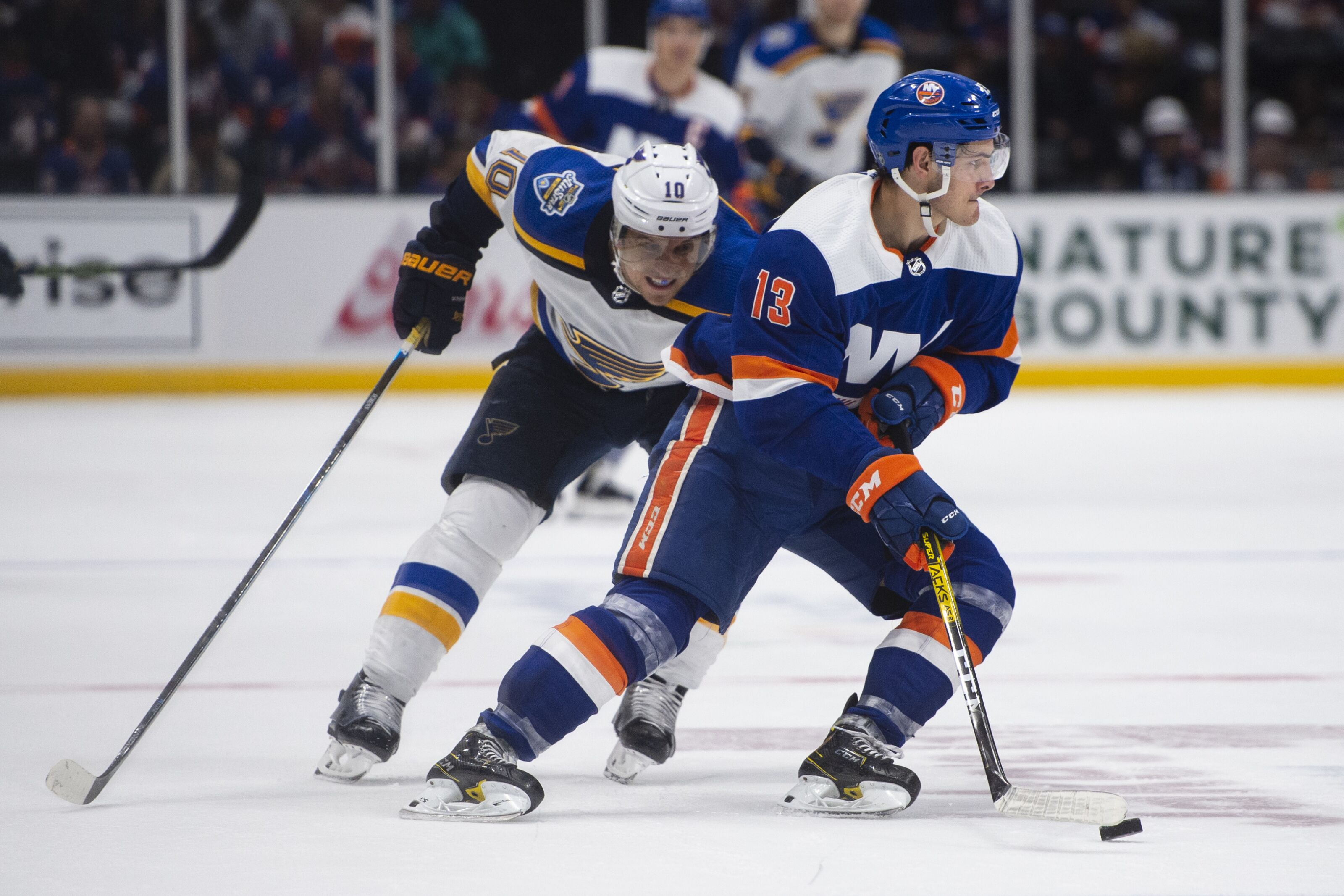 St. Louis Blues: First Line Offense Overshadows Bad Defense