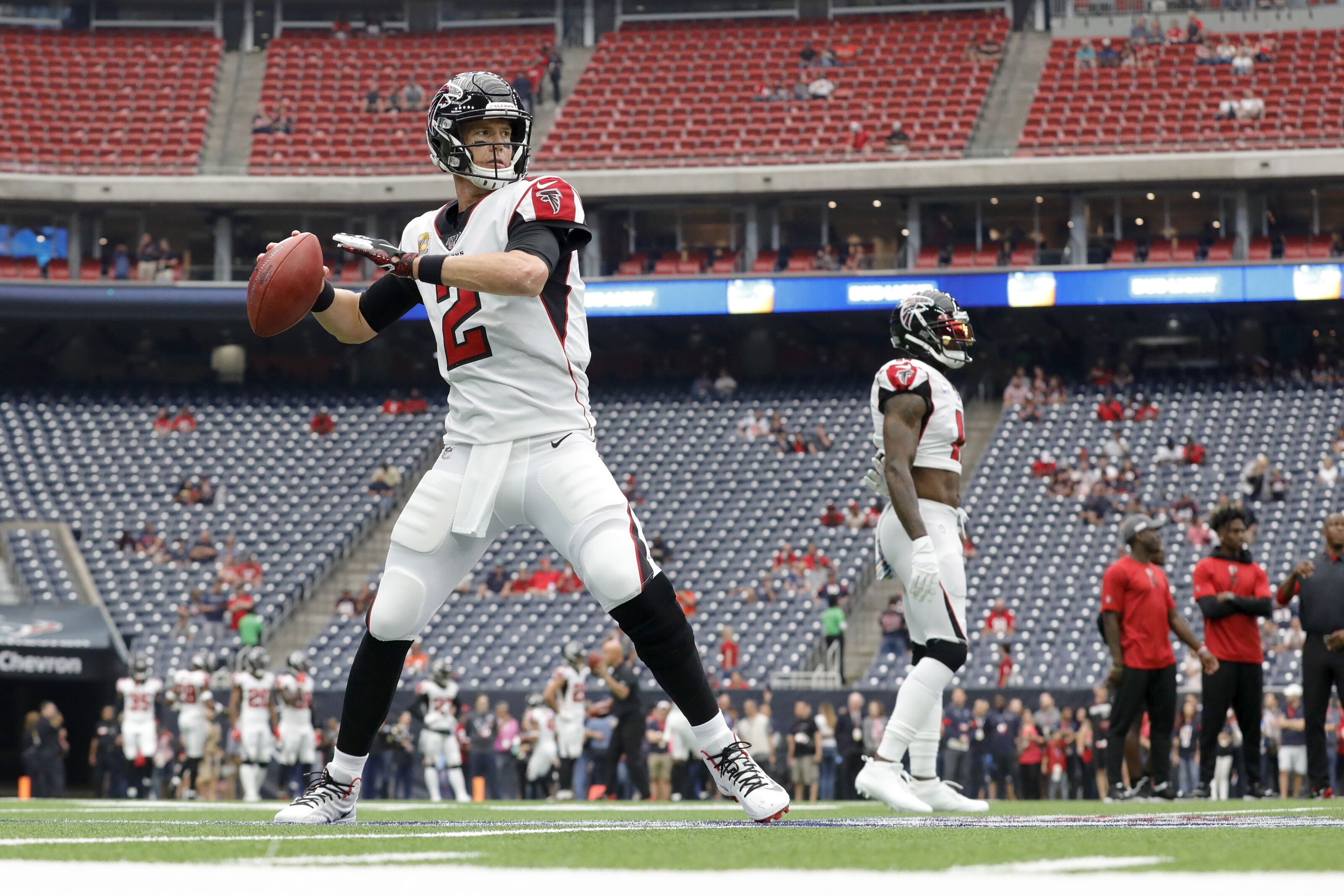 Atlanta Falcons good, bad and ugly from Texans loss
