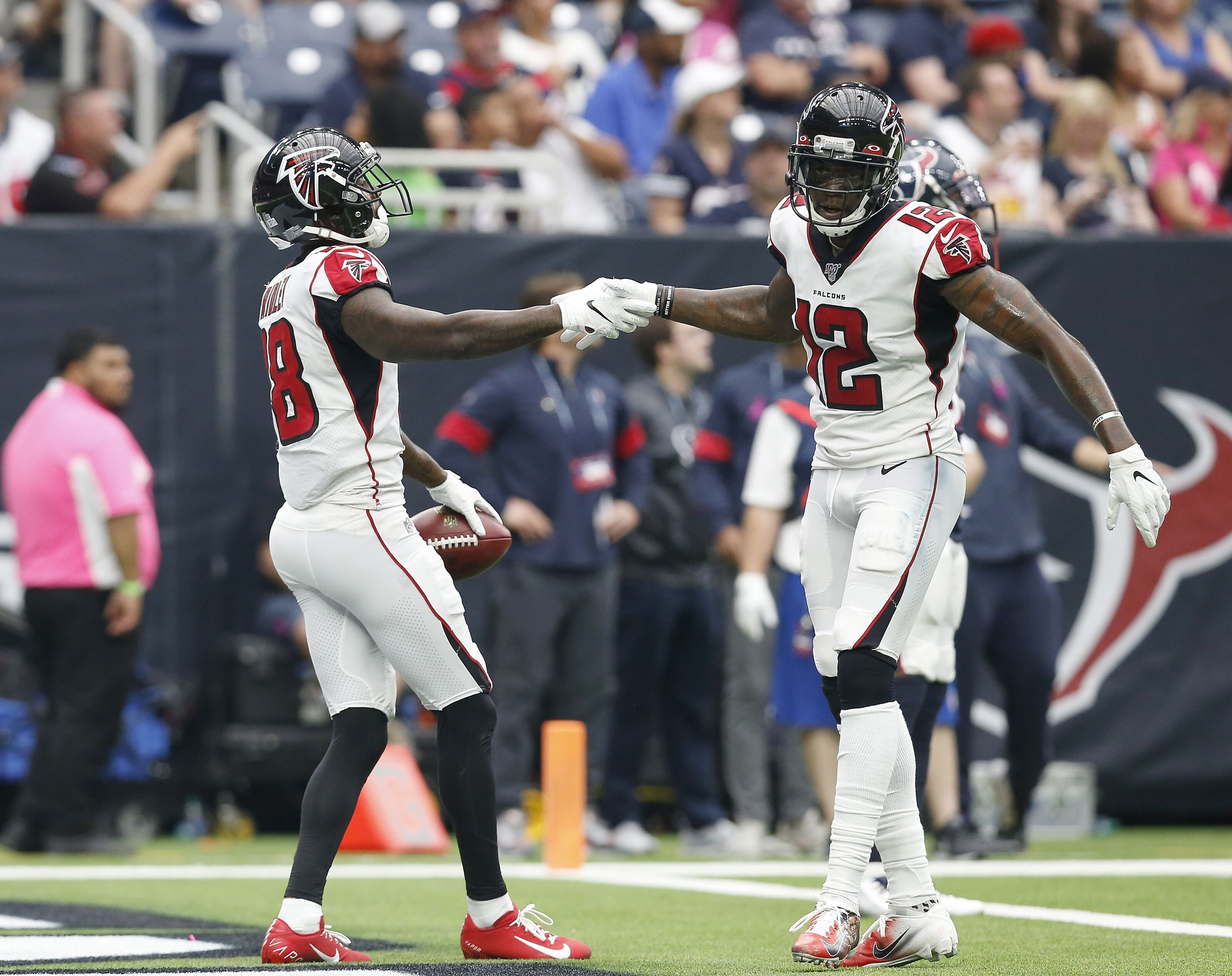 Trading a fan favorite will help the Atlanta Falcons improve immediately
