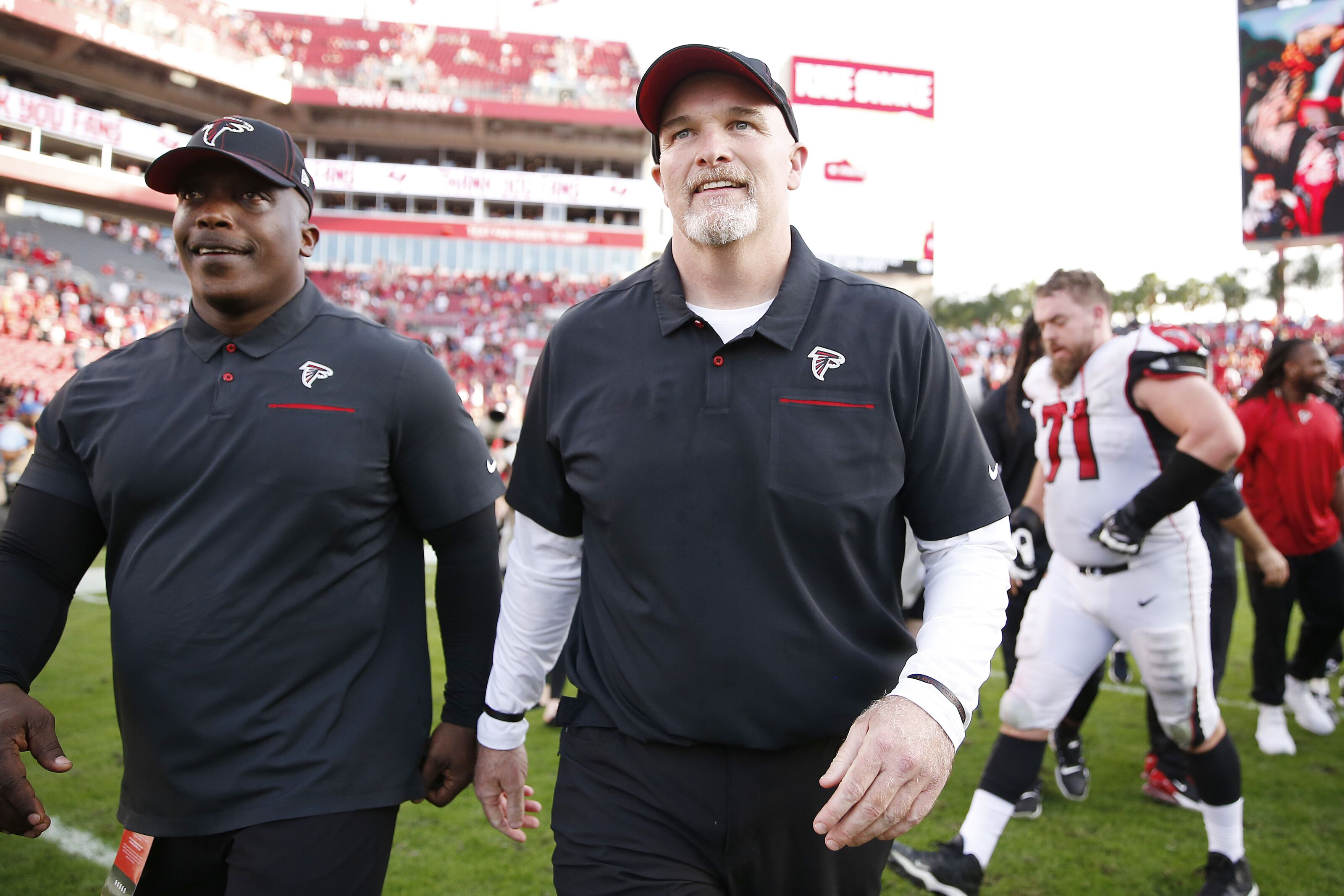 Atlanta Falcons have to be serious with their New Year Resolution