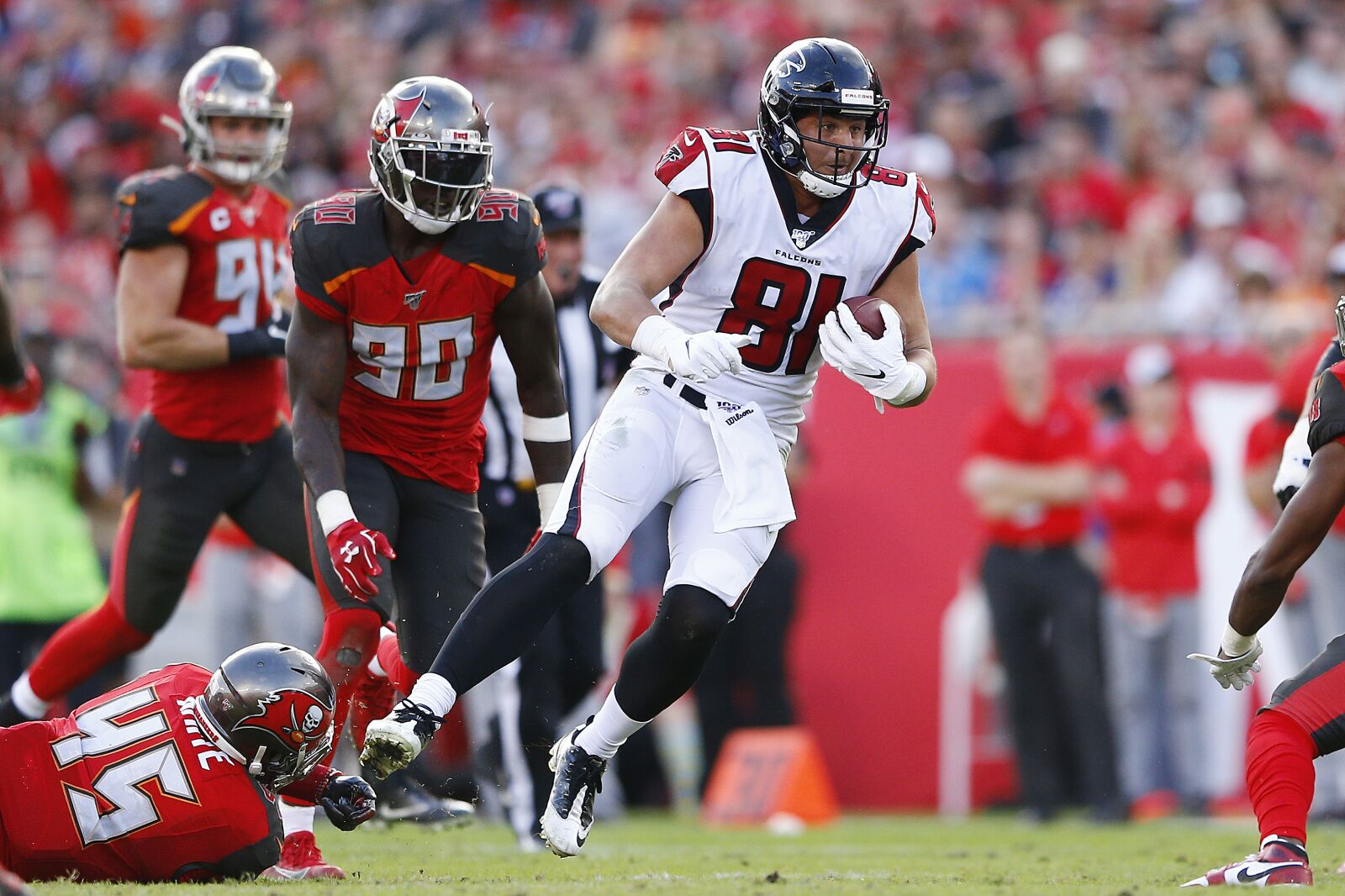 Atlanta Falcons are on the verge of making a monumental mistake