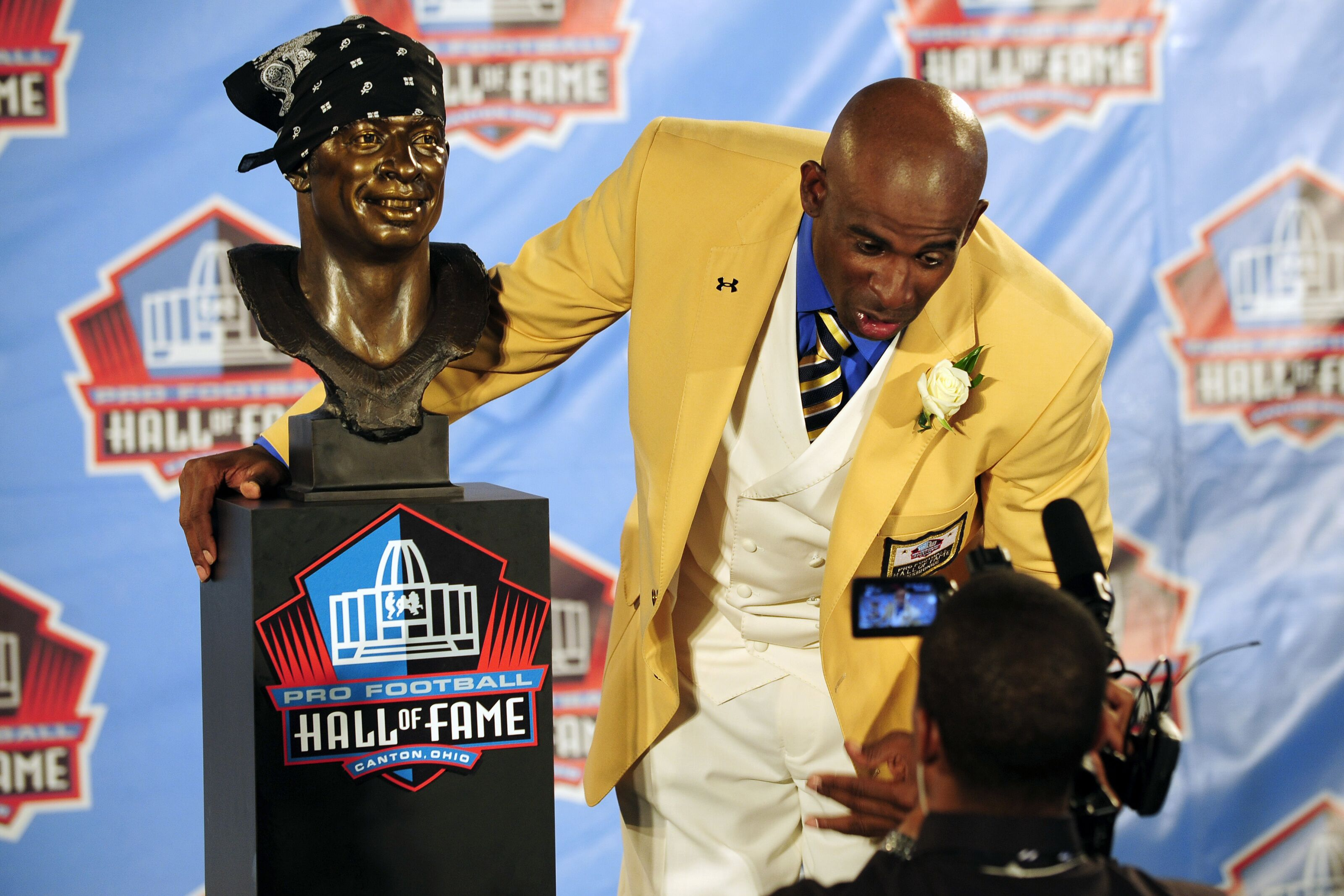 Deion Sanders doesn't even meet his own Hall of Fame requirements
