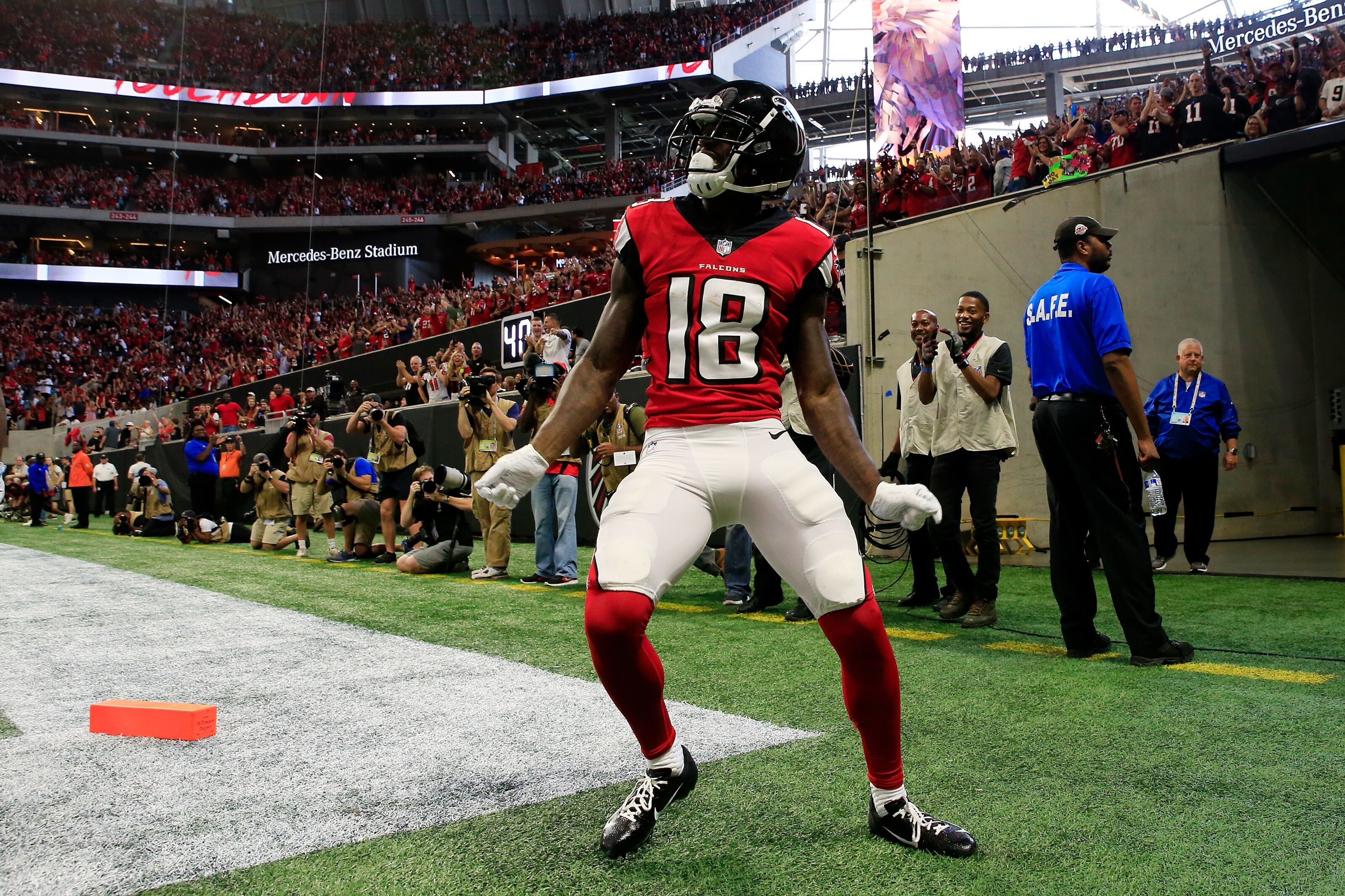 new concept a584f f2fa8 Atlanta Falcons to watch versus the Jets on Thursday night