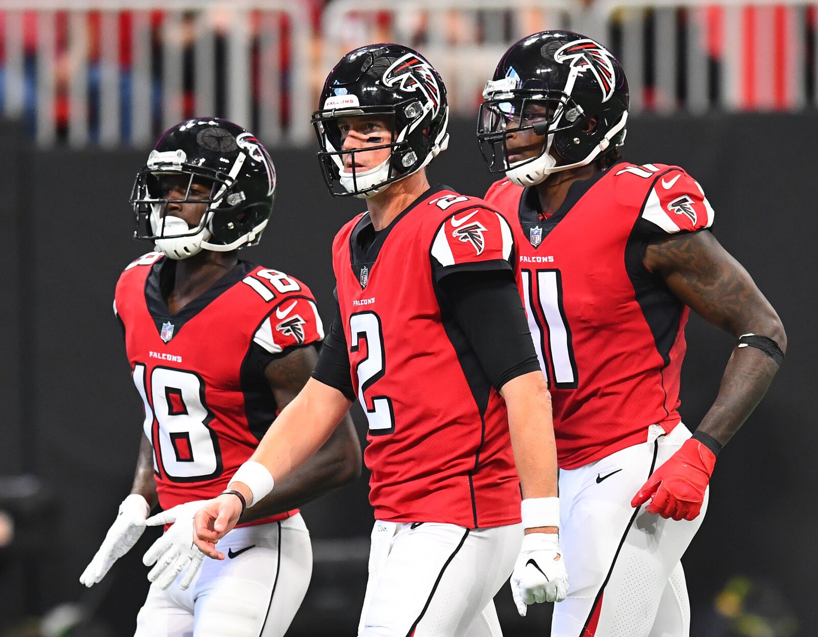 The Atlanta Falcons will play twice in Miami during 2019
