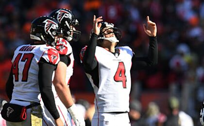 more photos c3b17 811aa Atlanta Falcons: The player under the most pressure in 2019