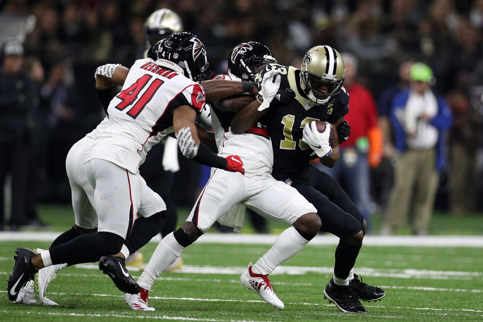 Defensive changes coming for Atlanta Falcons – just not in the preseason