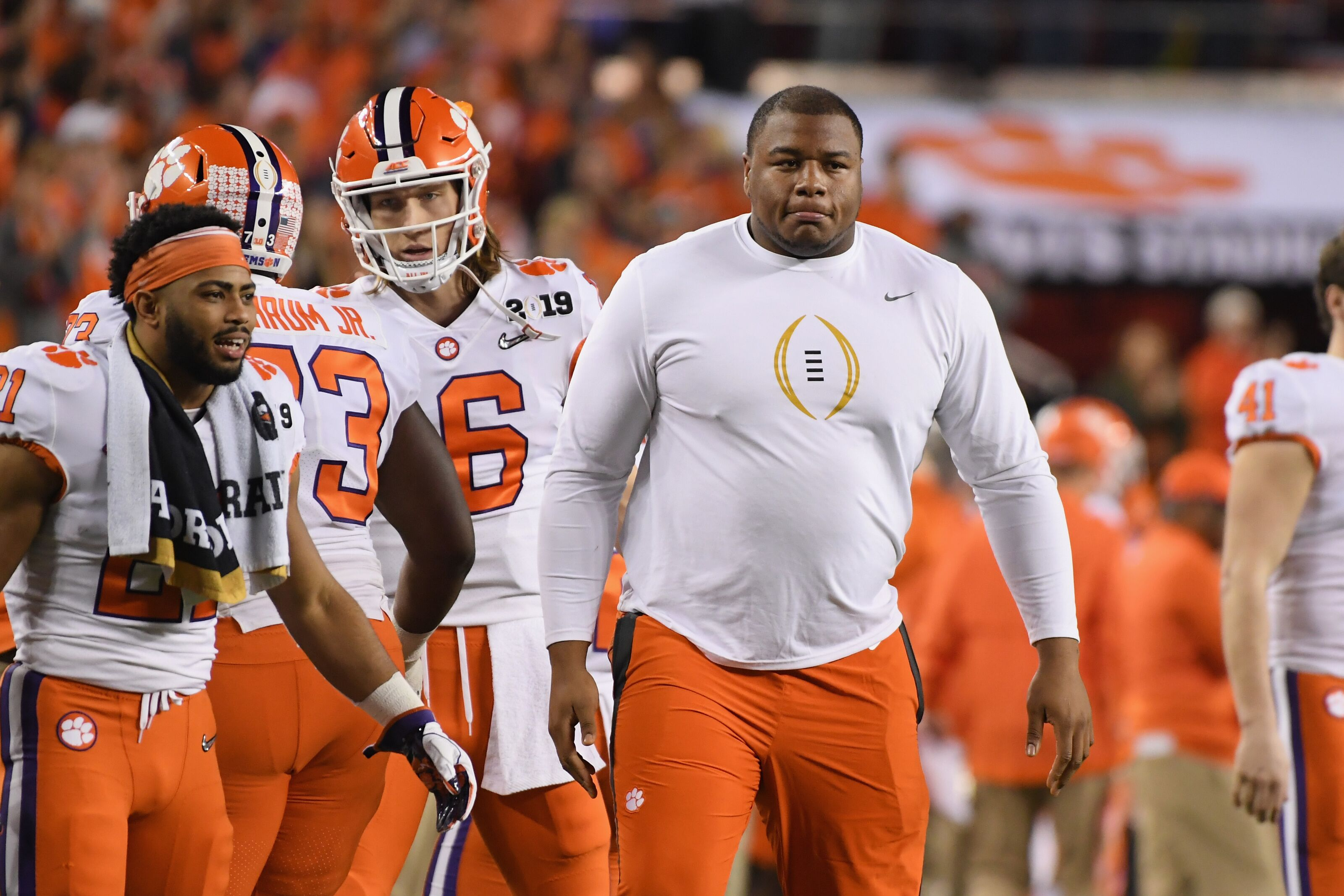 Does Dexter Lawrence make the most sense for the Atlanta Falcons