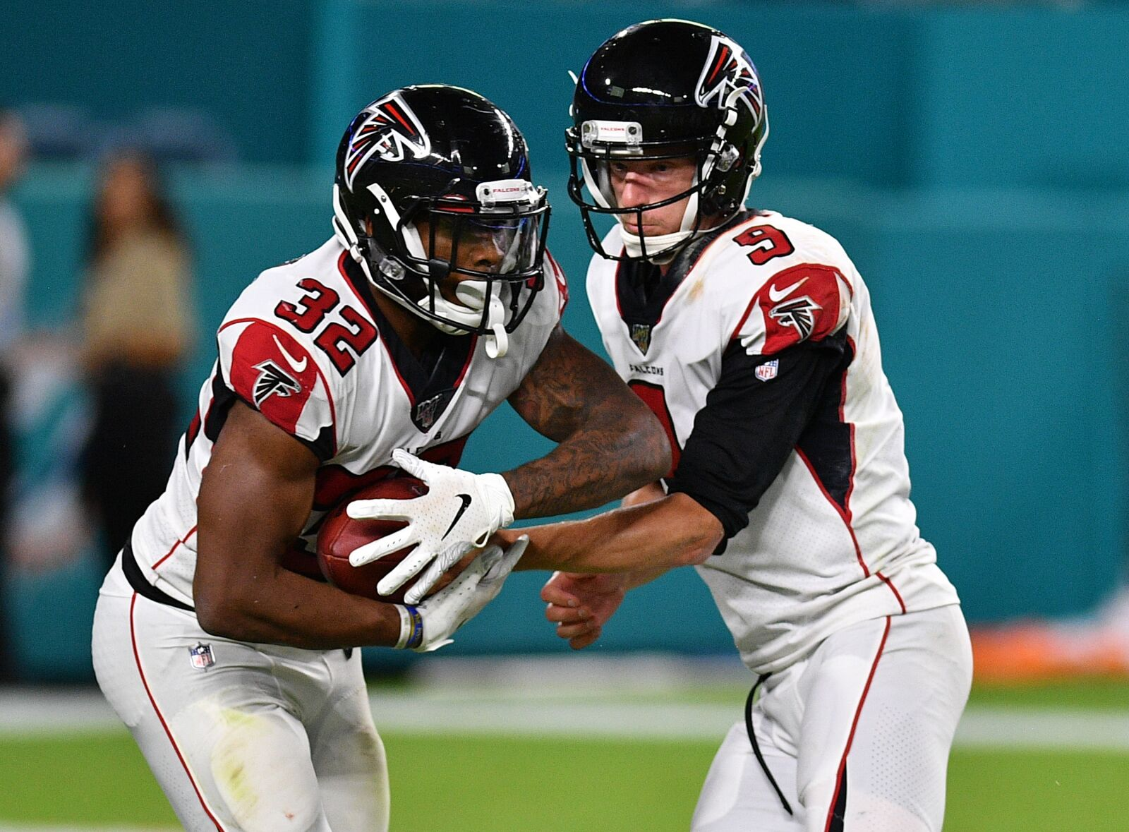 Don't worry about the Atlanta Falcons, they're just fine