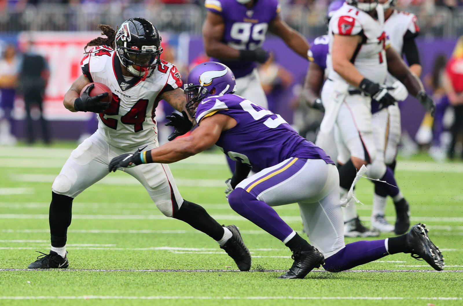 Falcons fans need to chill with the Devonta Freeman hot takes