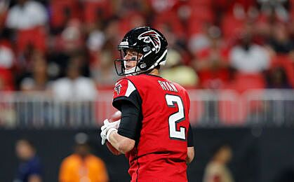 NFL Football Matt Ryan
