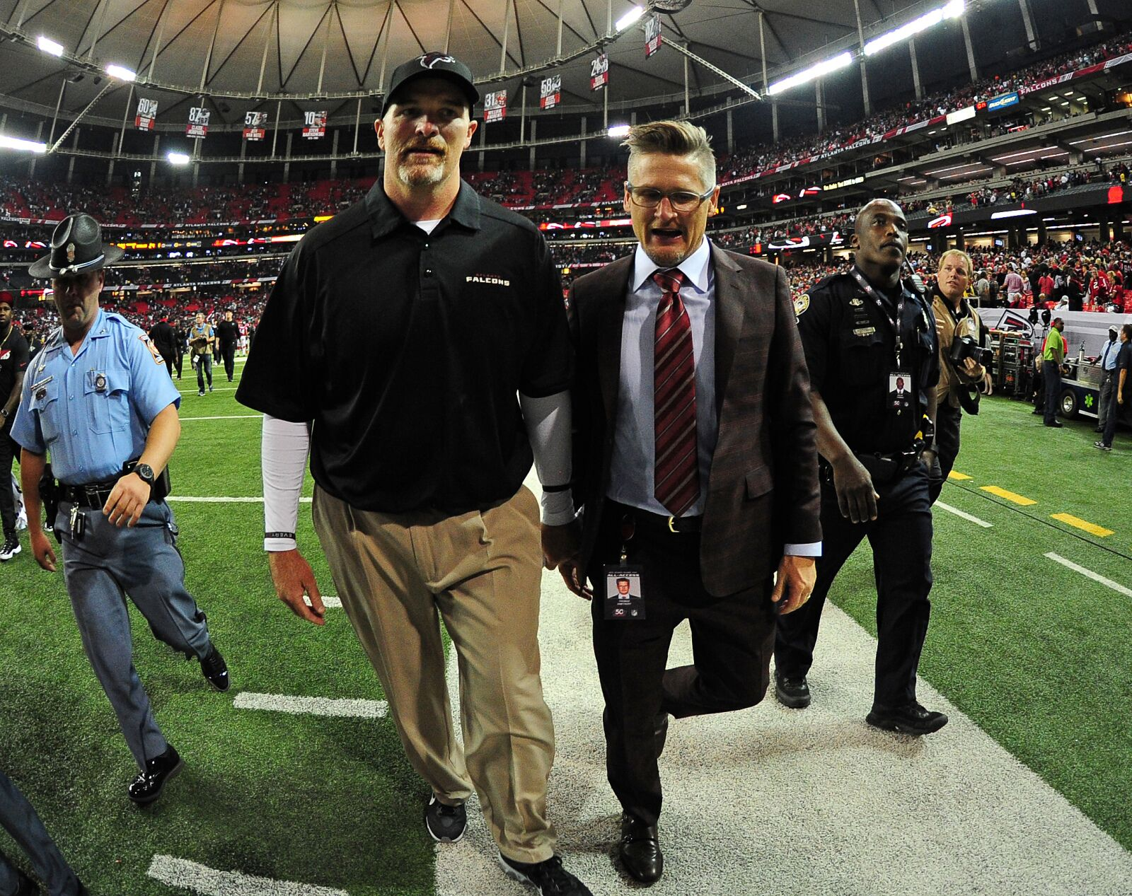 The Atlanta Falcons have a lot to offer the right head coach
