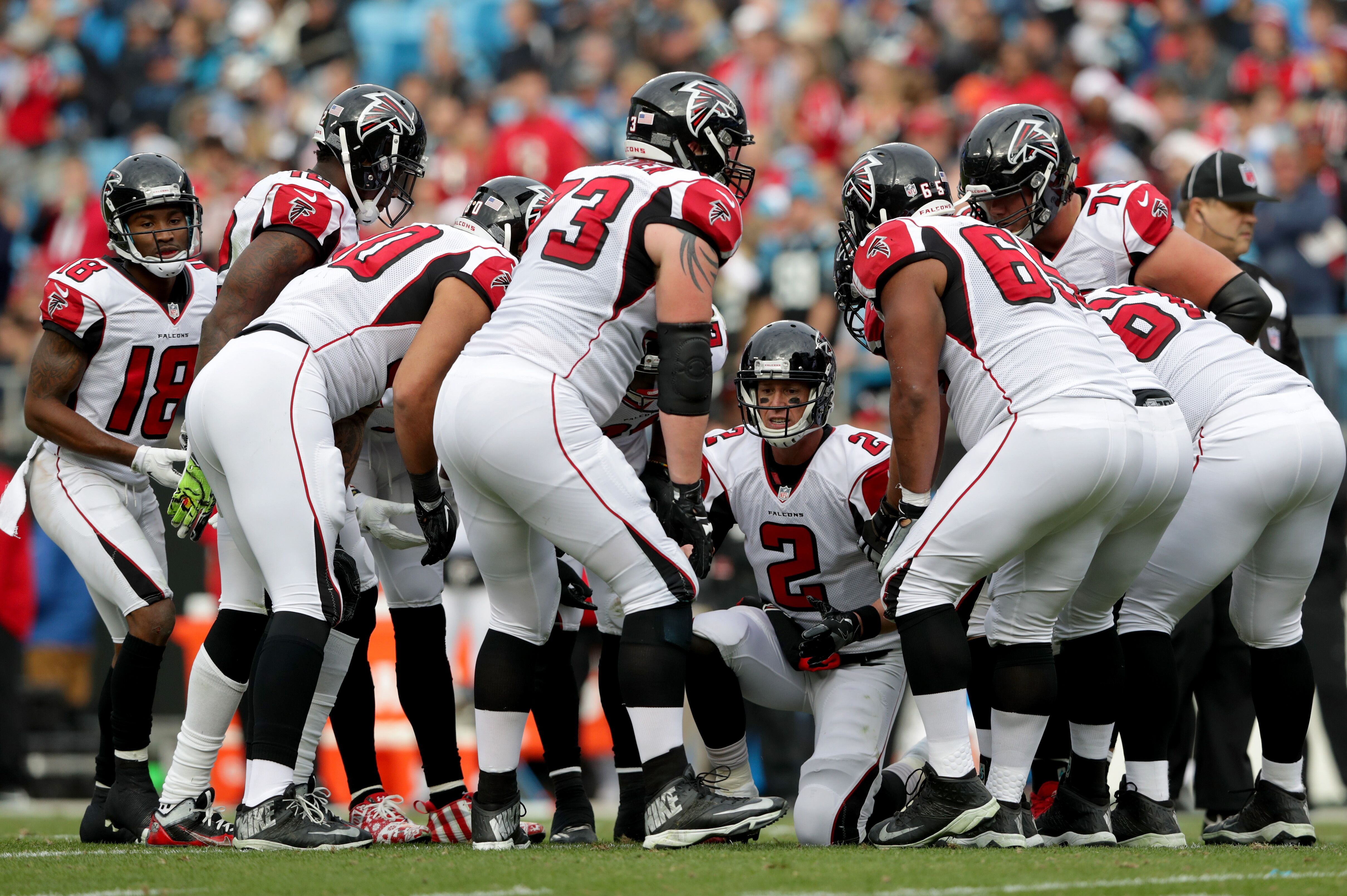 Atlanta Falcons tend to play well during elections years
