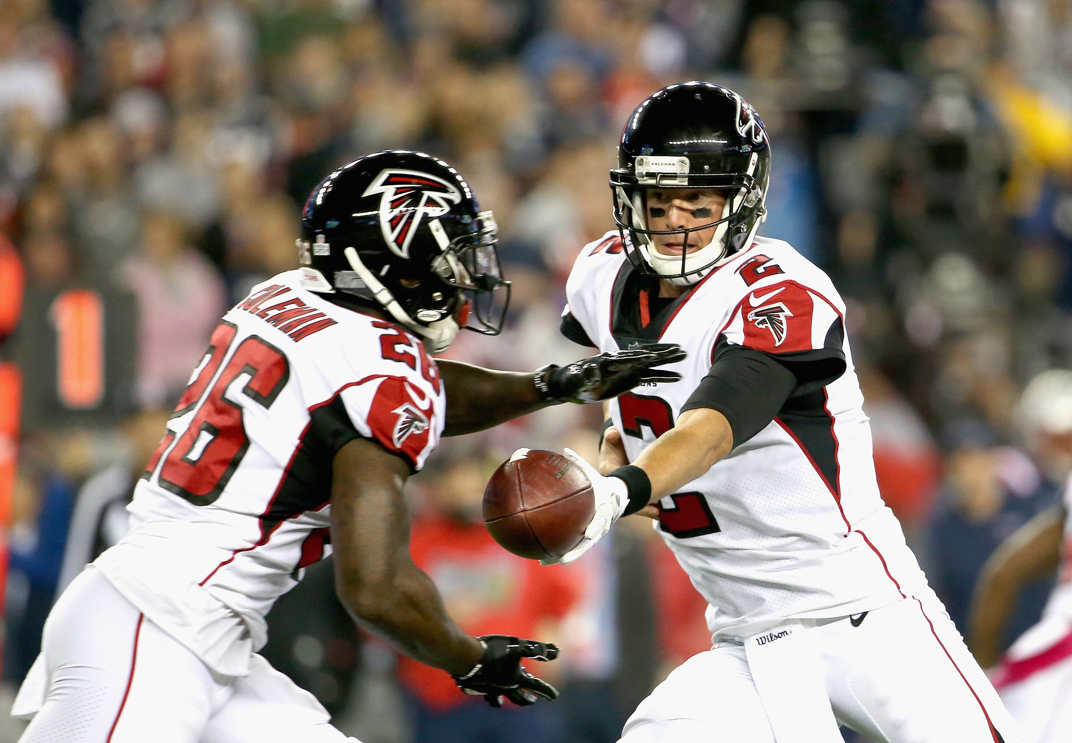 Atlanta Falcons 3 Falcons who saw their stock drop in Week 7