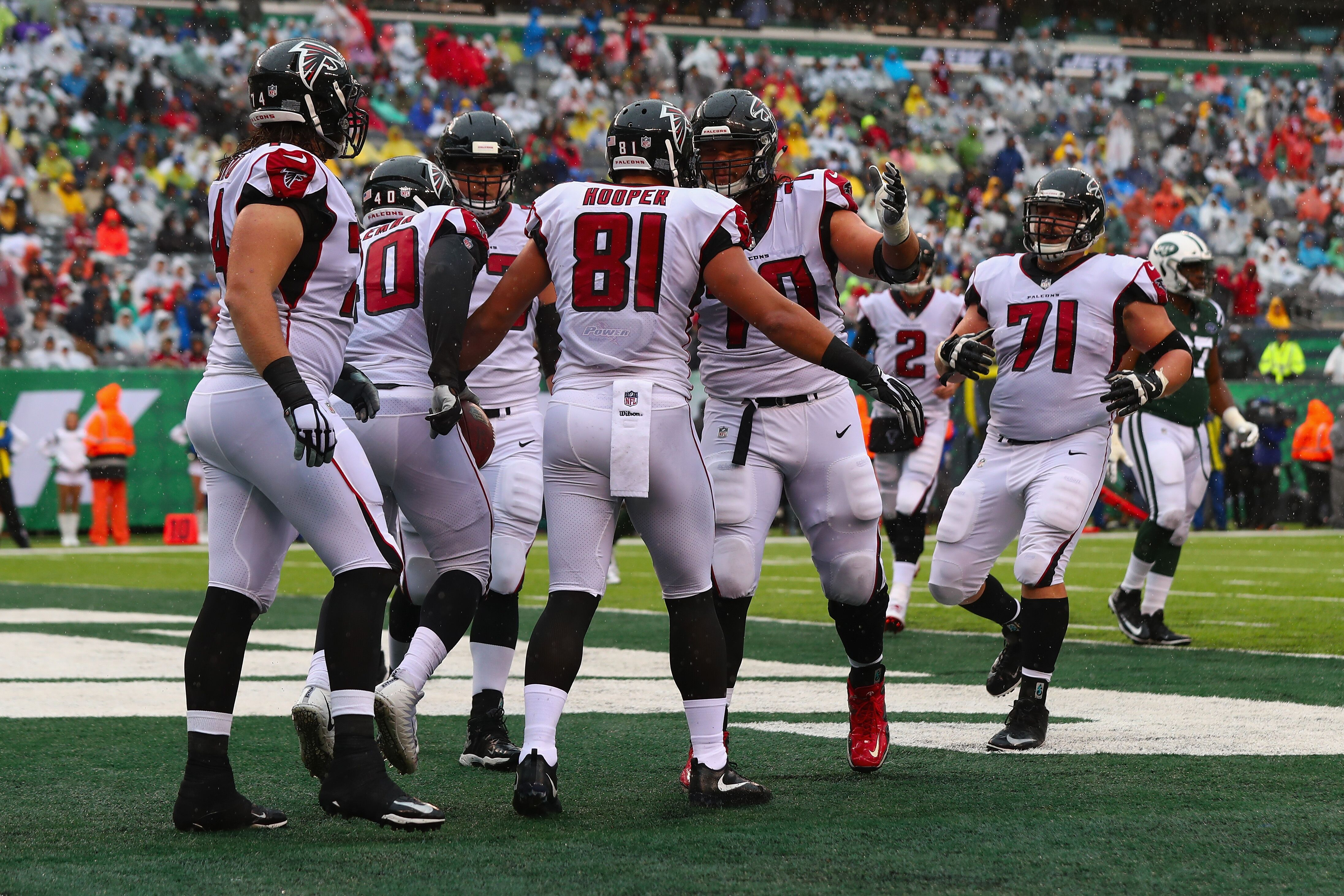 Atlanta Falcons Images: Atlanta Falcons: 3 Players Who Saw Their Stock Rise In