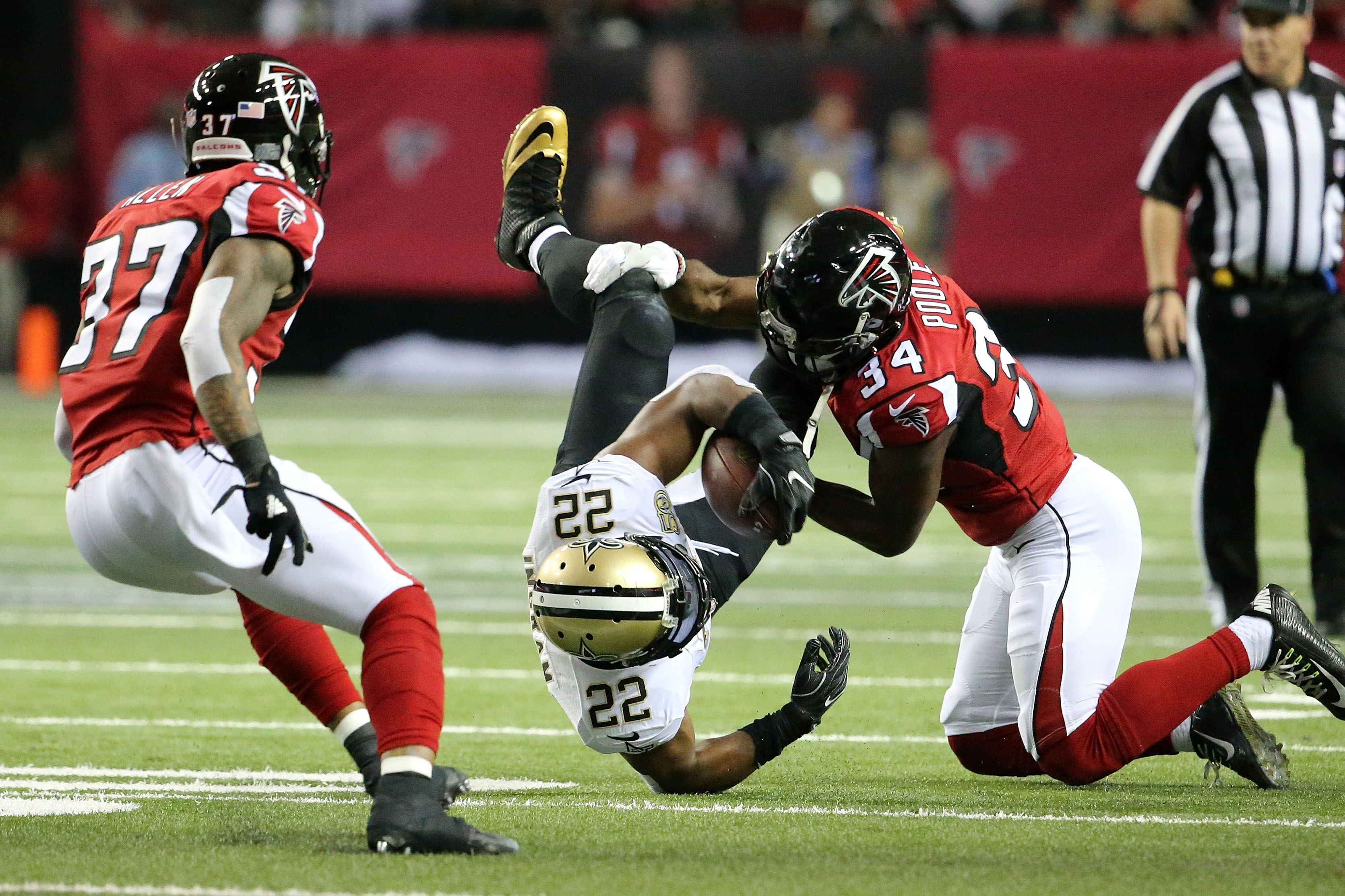 Atlanta Falcons Images: Atlanta Falcons Vs. Saints Week 14 Injury Report- Trufant
