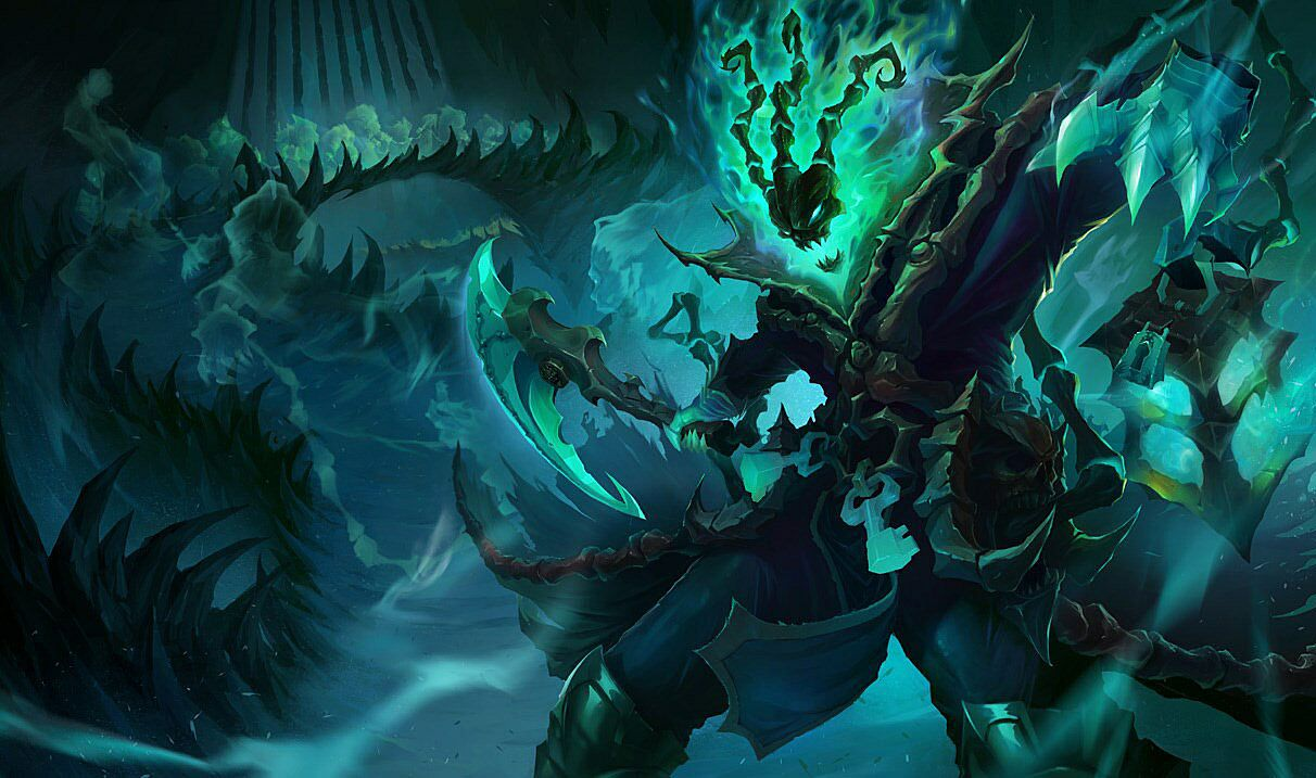 League Of Legends Is Senna The Next Champion Release