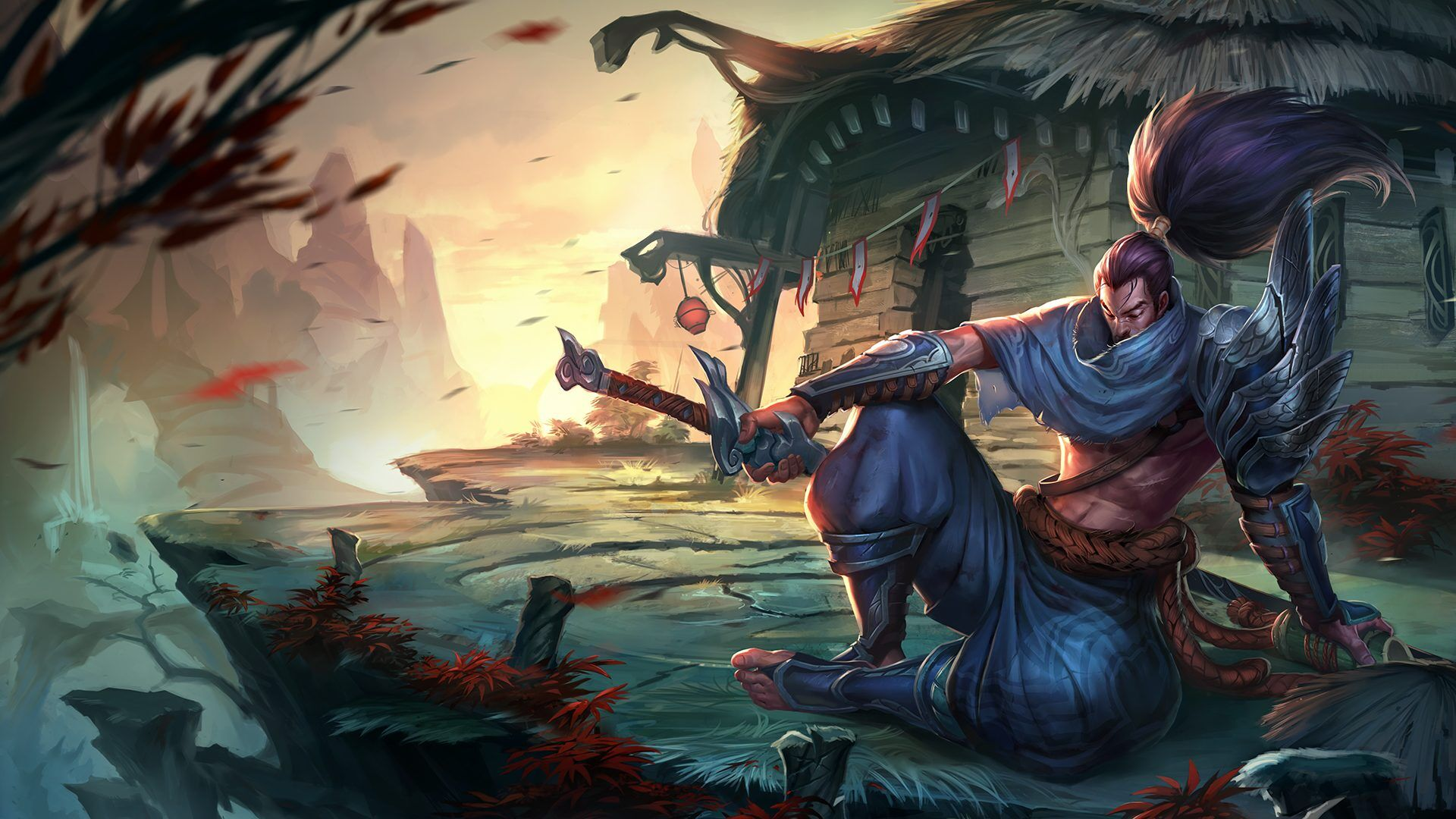 League of Legends Flame Friday: dear Yasuo players