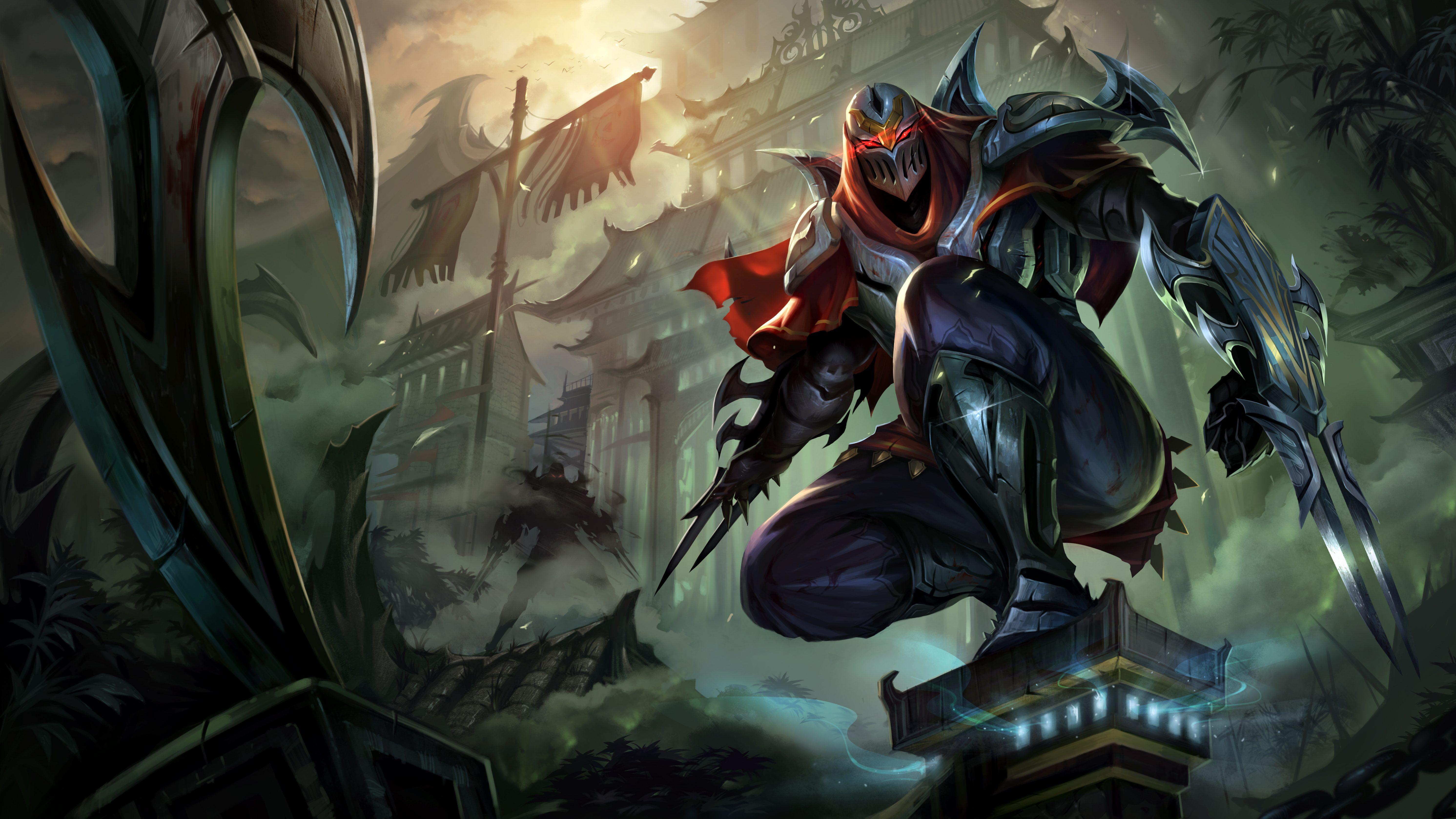 League of Legends: Sanguine Blade is a Balance Nightmare