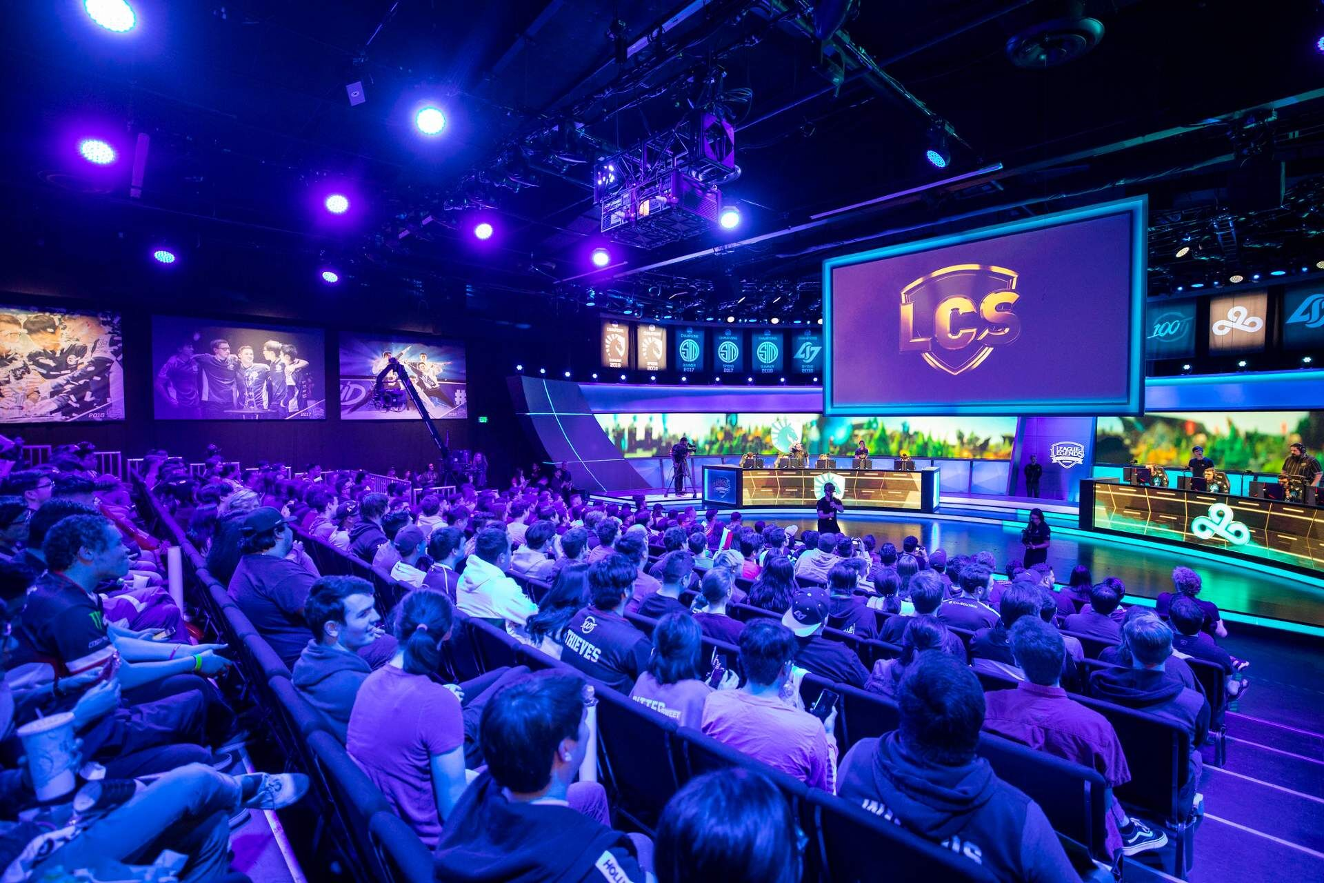 League of Legends LCS player power rankings – Week 2