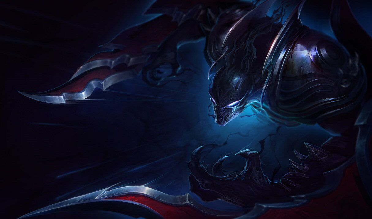 League of Legends: Nocturne champion profile