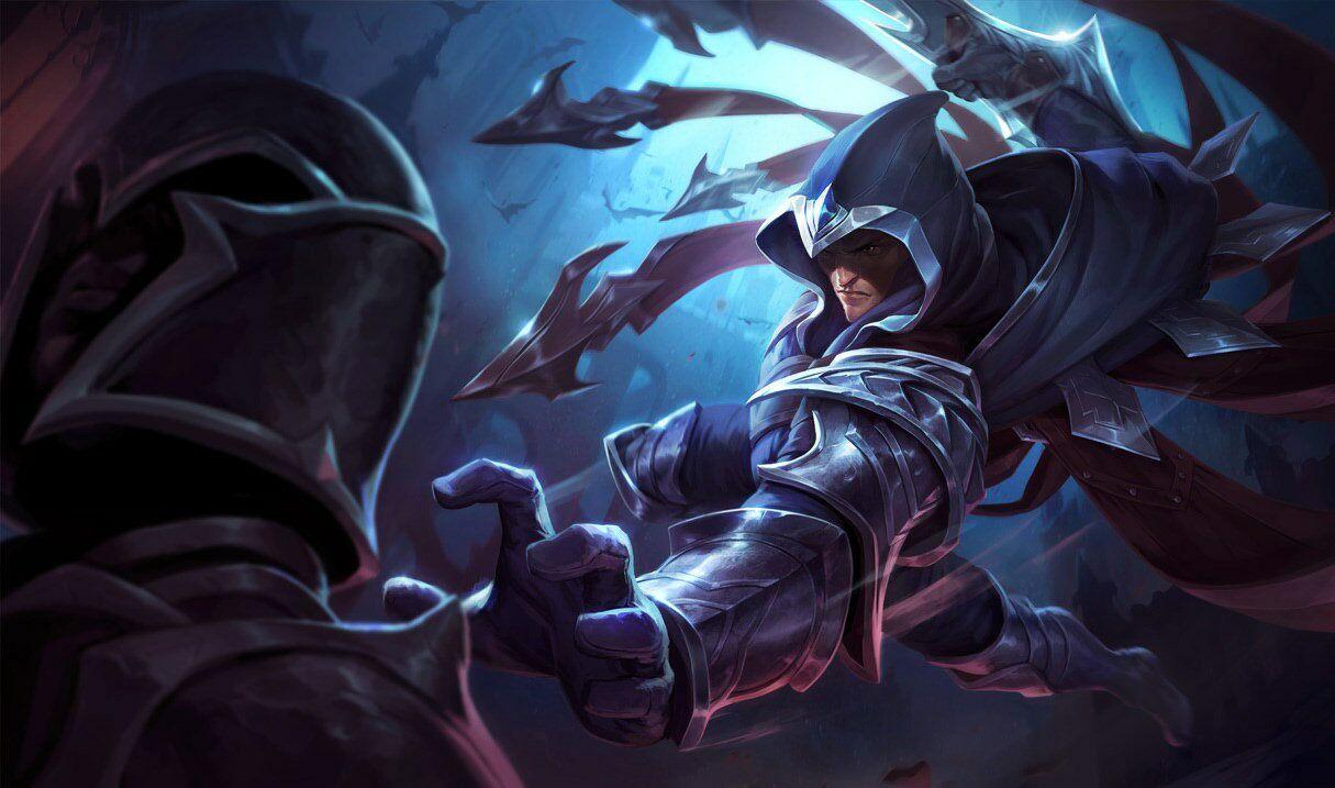 League of Legends throwback Thursday: pre-rework Talon