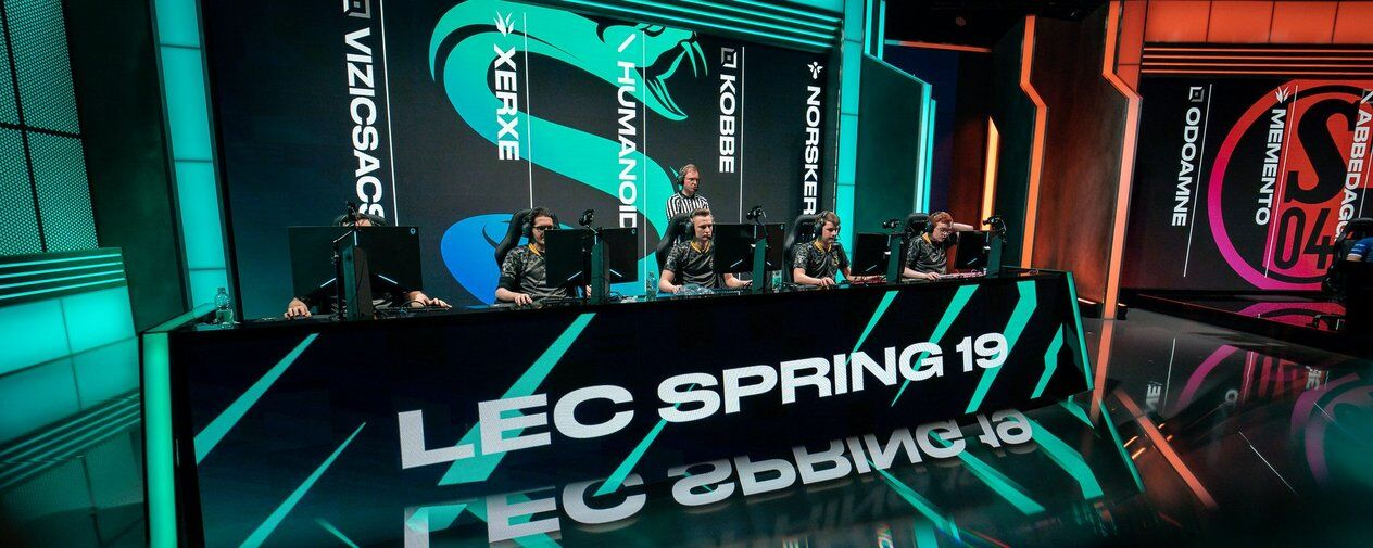 League of Legends: LEC Predictions Week 4 Day 1