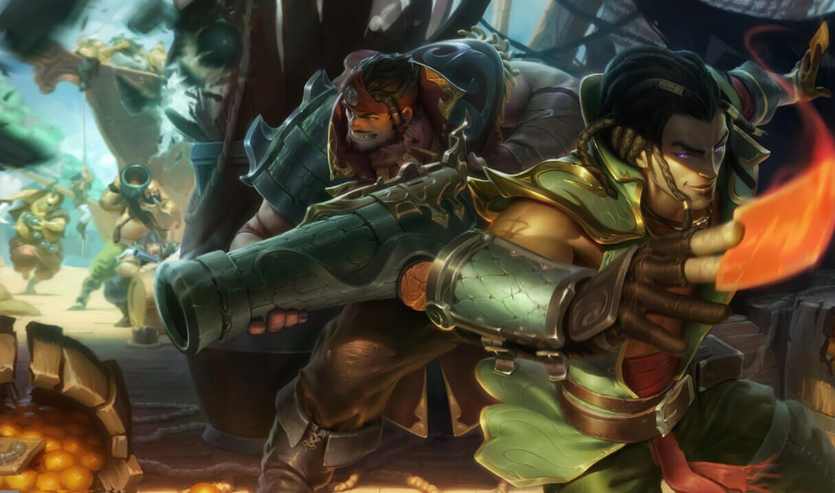 League of Legends: the five champions who should be added to Teamfight Tactics next