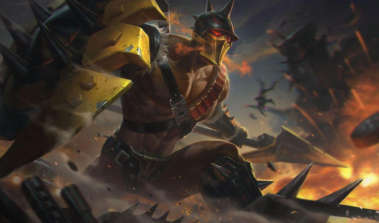 League of Legends: Pantheon Skins Tier List, Post-Rework