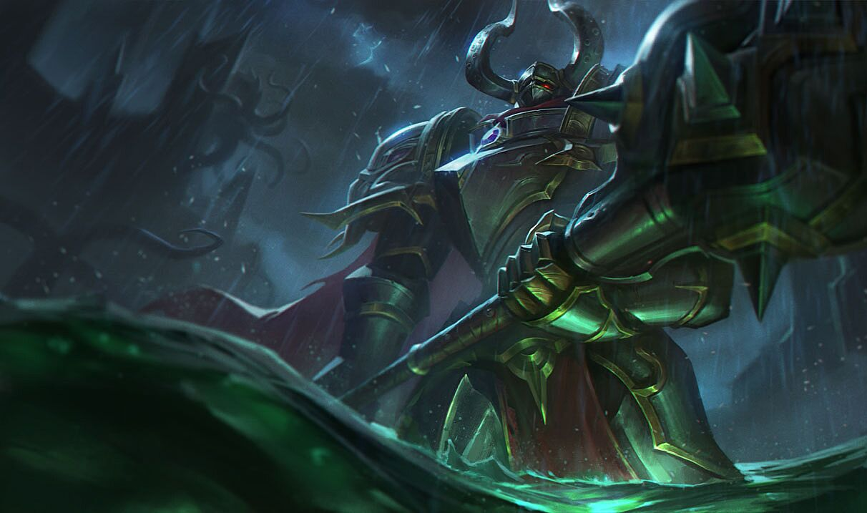 League of Legends rankings: Mordekaiser skins tier list